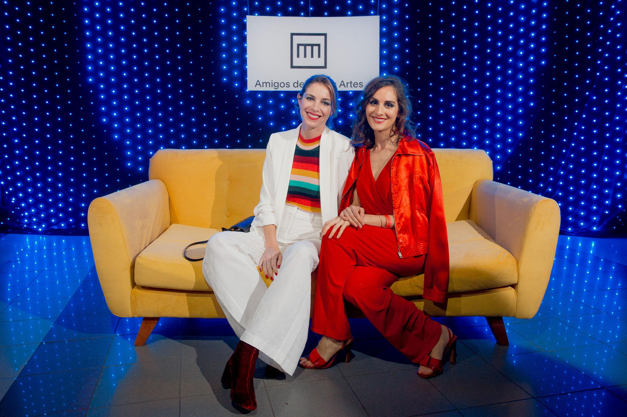 Mariana Guerrico y Sofía Pinto