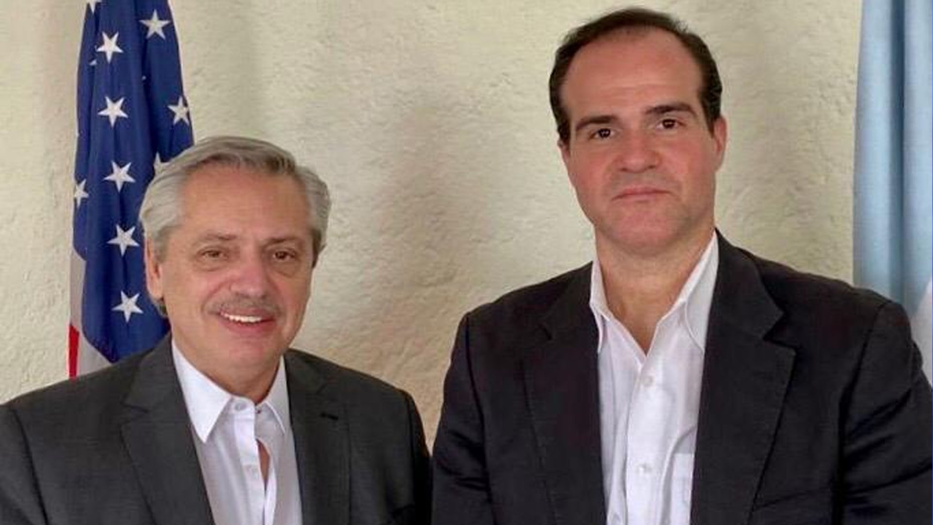 """Mauricio Claver, funcionario clave de la Casa Blanca: """"Queremos saber si  Alberto Fernández va a ser abogado de las democracias de la región o  apologista de las dictaduras"""" - Infobae"""