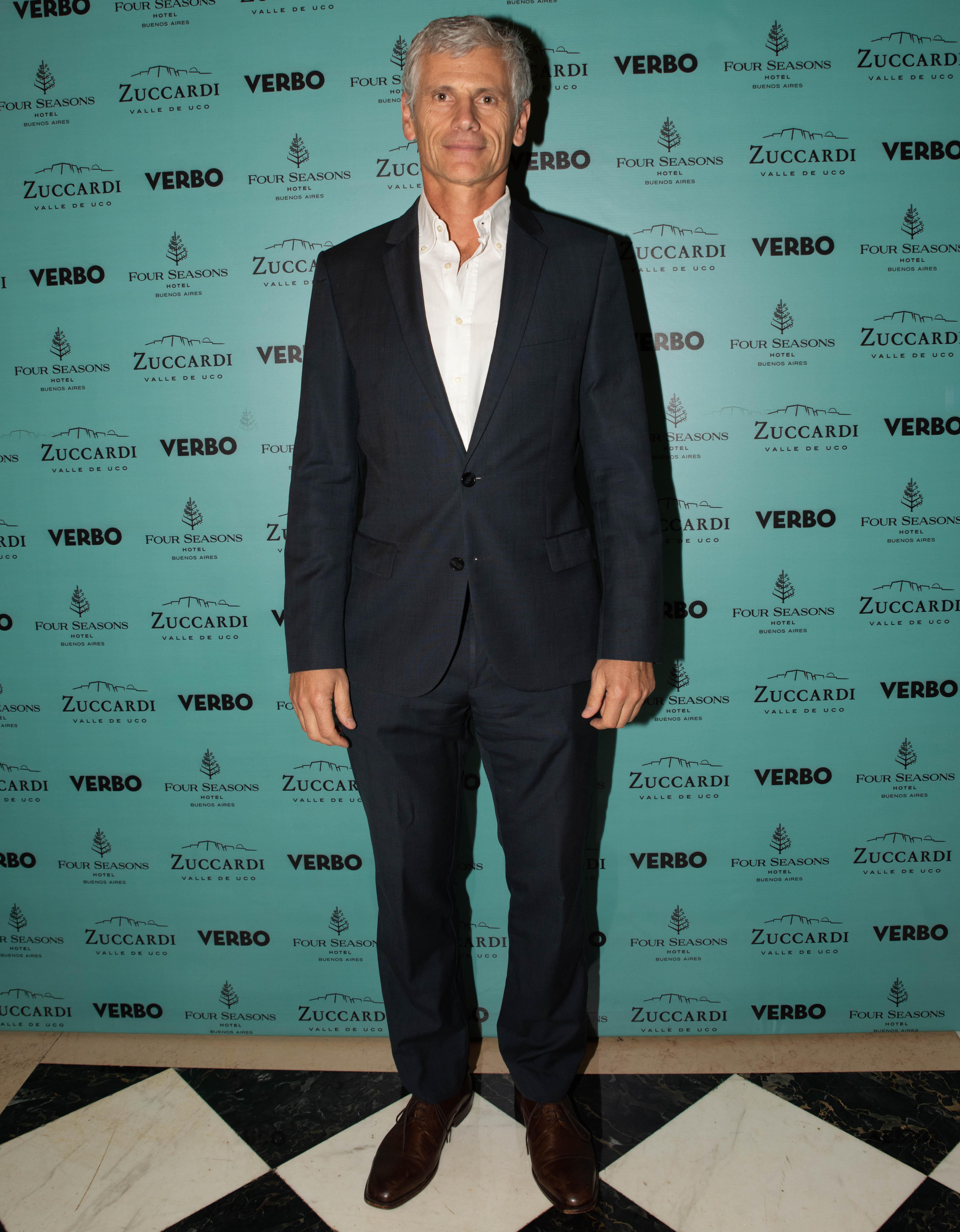Guillermo Tempesta, vicepresidente de Santander Río