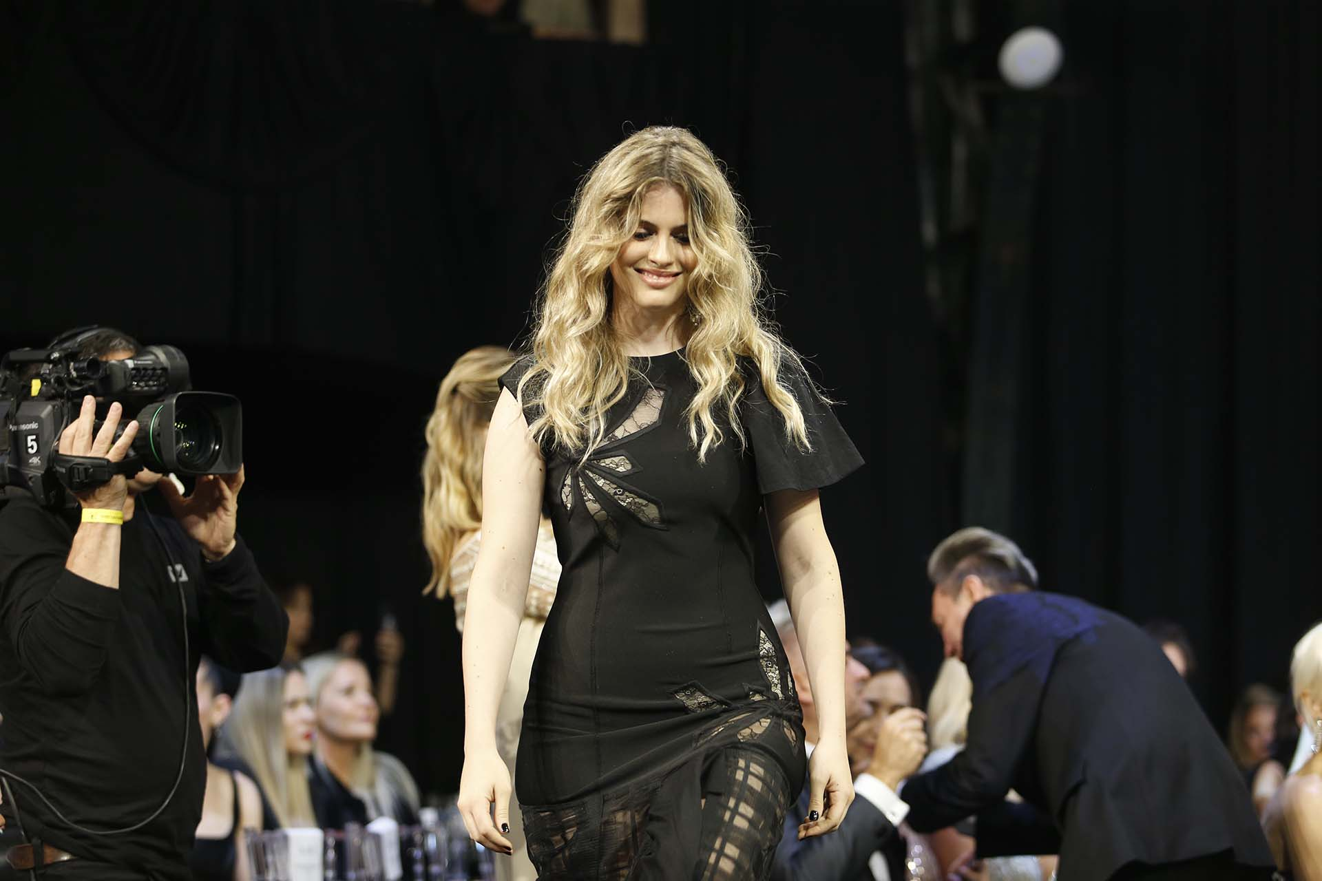 Chiara Parravicini, quien dejó el éxito de Soy Luna para dedicarse a full a su carrera de cantante y compositora, ganó la estatuilla como Mejor Estilo Cantante Femenina. Se emocionó por haber compartido la terna con Tini Stoessel, Oriana Sabatini, Minerva Casero y Cazzu