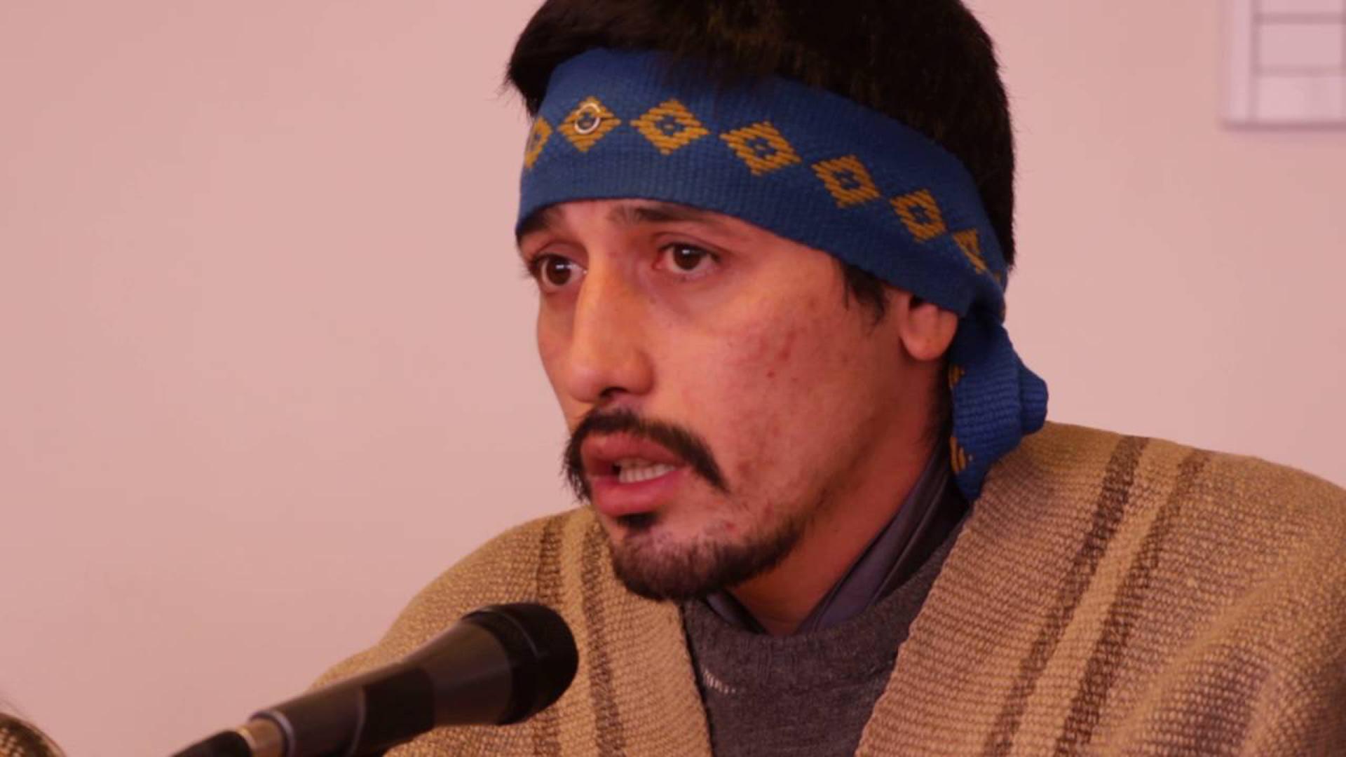 Coronavirus: el líder mapuche Facundo Jones Huala fue aislado en ...