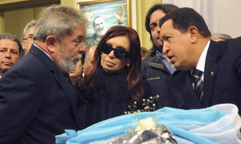 Aquella tarde triste, Lula da Silva opinó que el legado