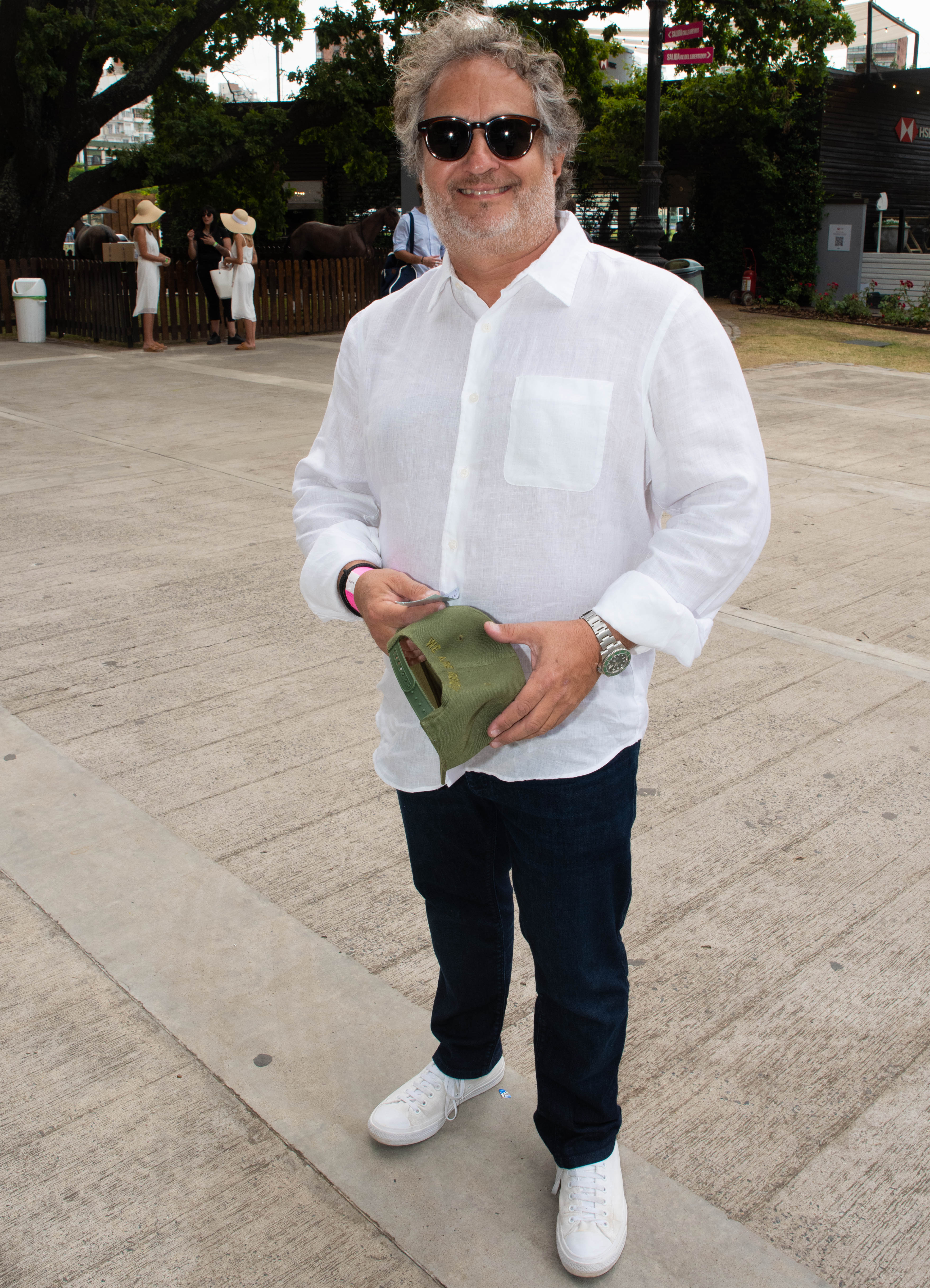 Guibert Englebienne, presidente de Endeavor Argentina