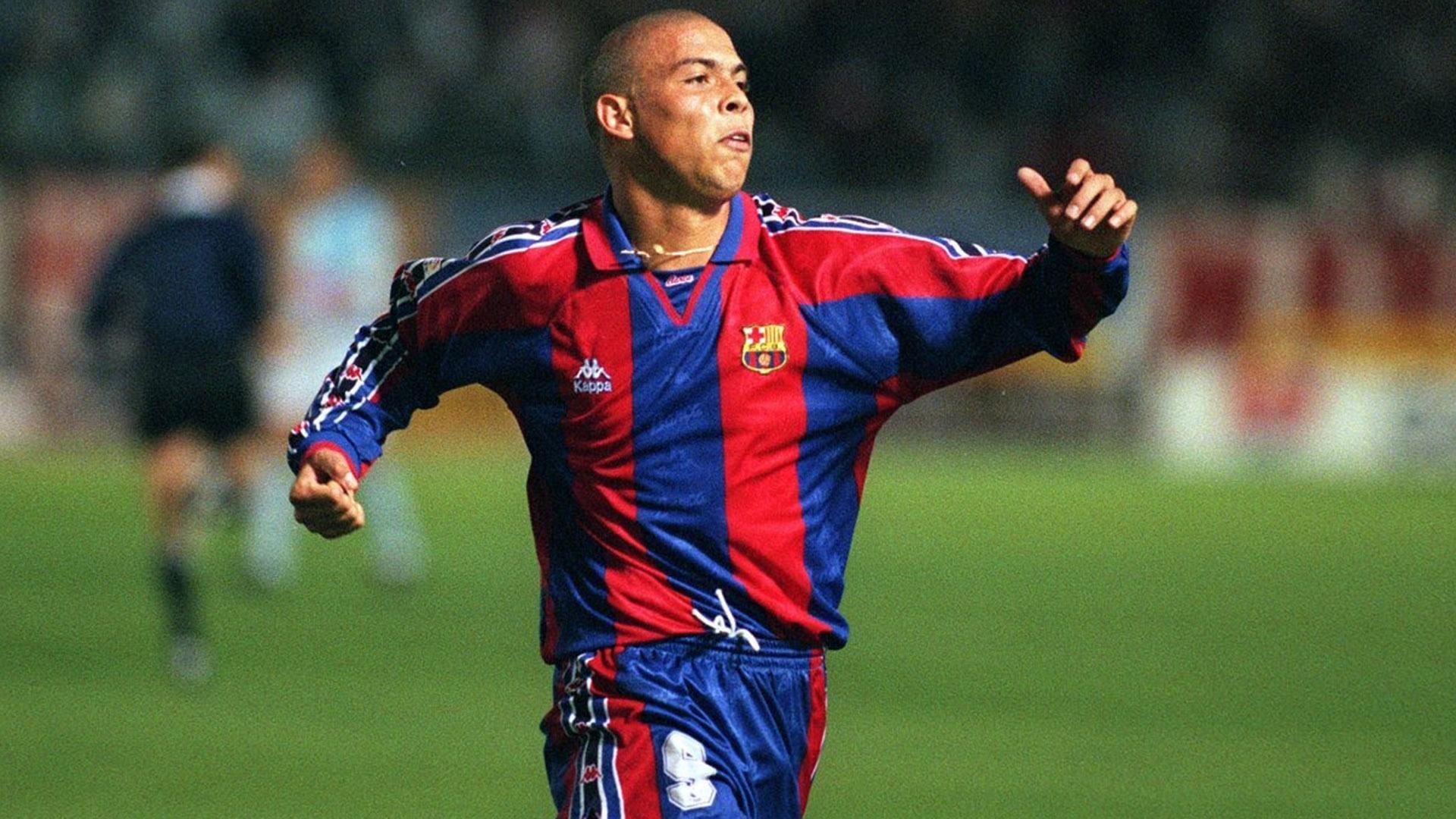 Ronaldo reveló un dato sobre su salida del Barcelona que pudo haber cambiado la historia - Infobae
