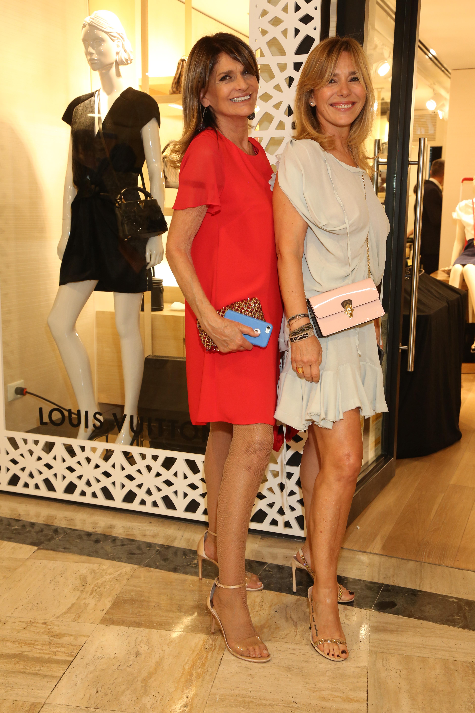 Teresa Calandra y Grace Ratto