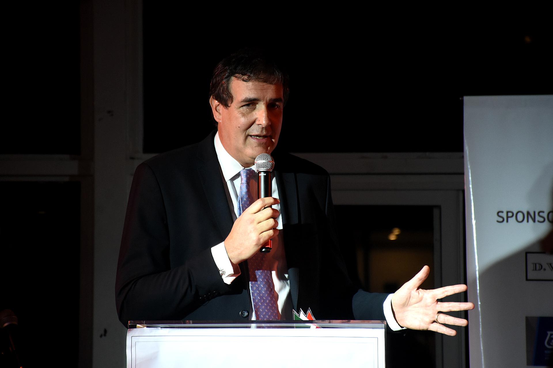 Guillermo Laborda ganó el Premio a la Labor Periodística