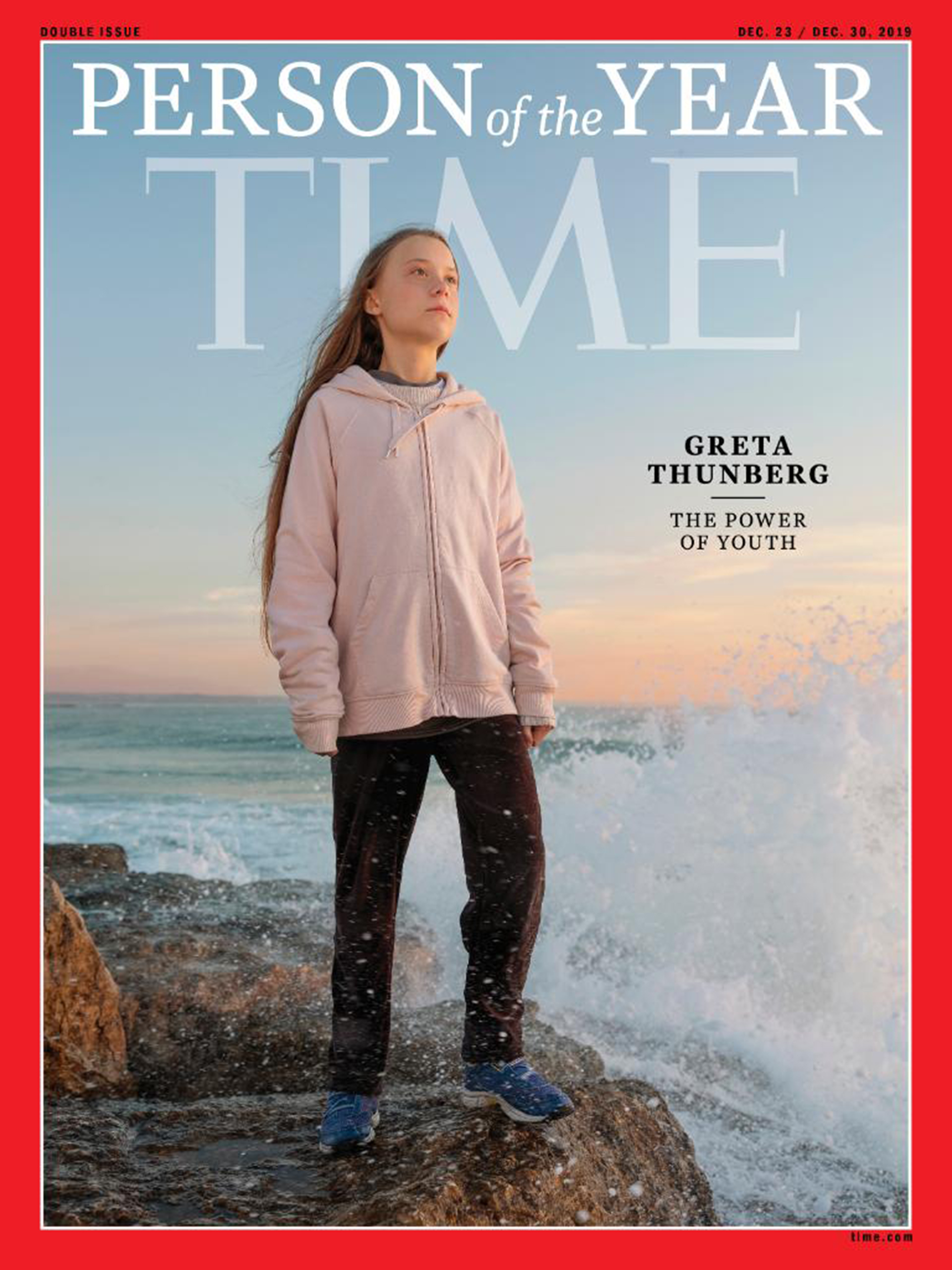 La joven ambientalista Greta Thunberg tendrá documental