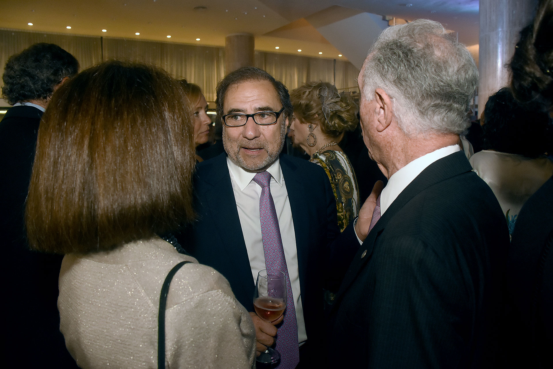 El ex embajador argentino en Washington, Jorge Argüello