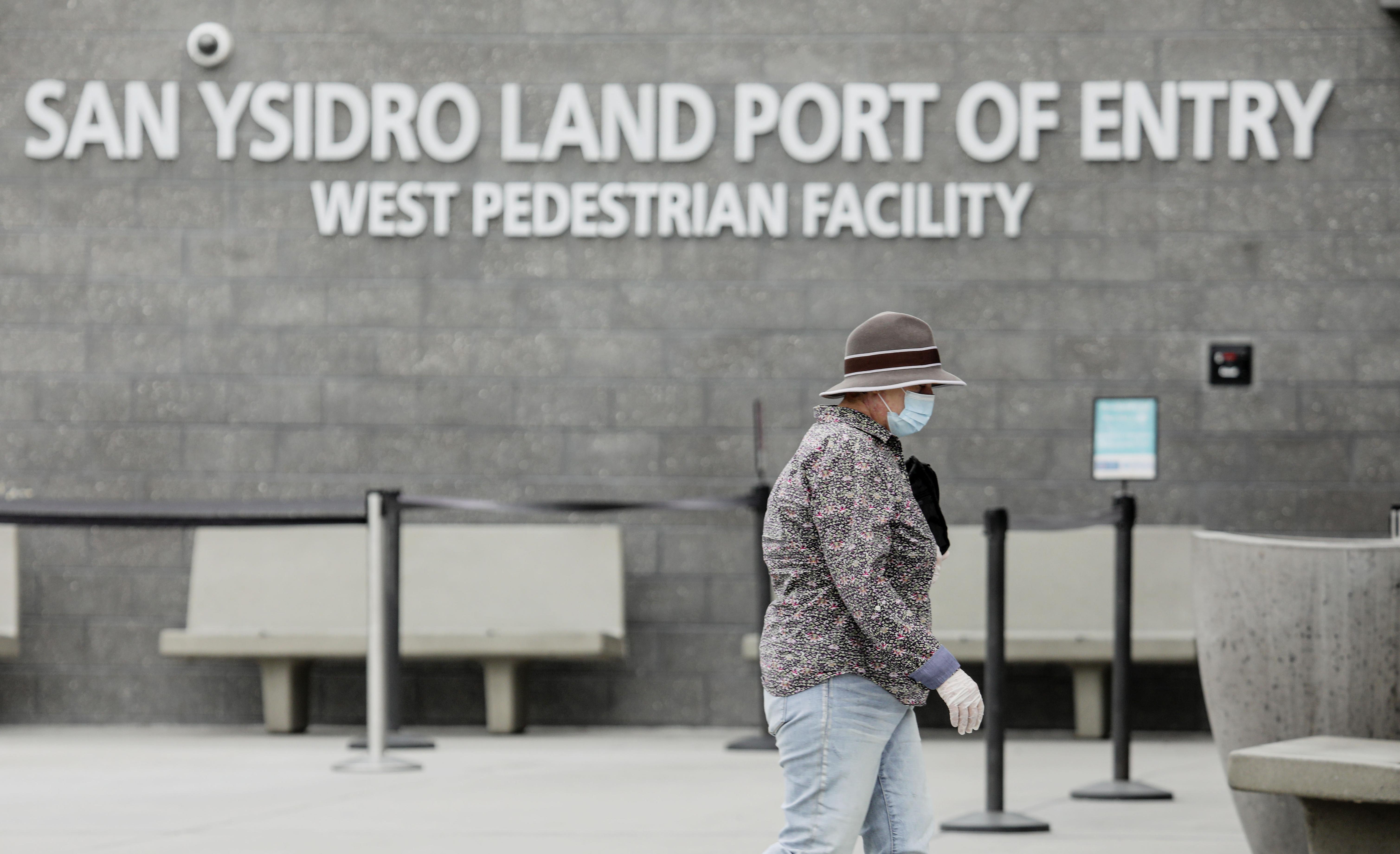 Frontera EU San Diego 2020-03-20