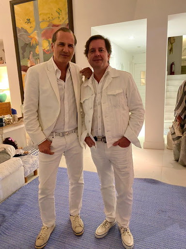 Javier Iturrioz y Leopoldo Montes