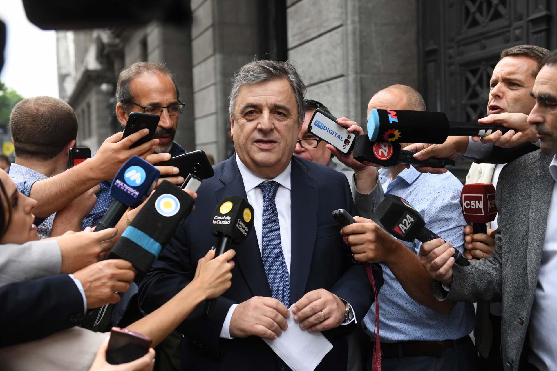 Mario Negri será el presidente del interbloque Cambiemos