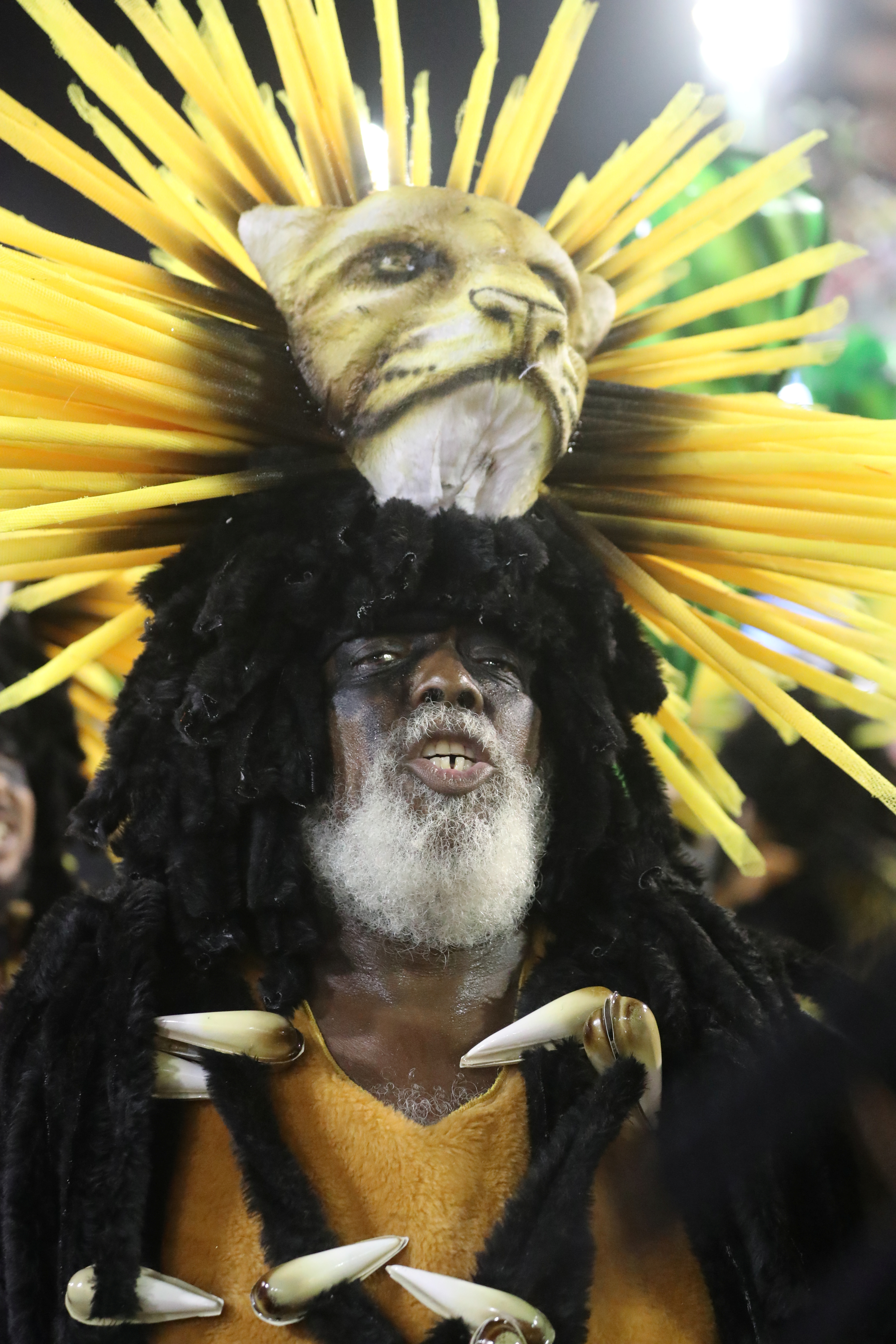 Mocidade samba school REUTERS/Sergio Moraes