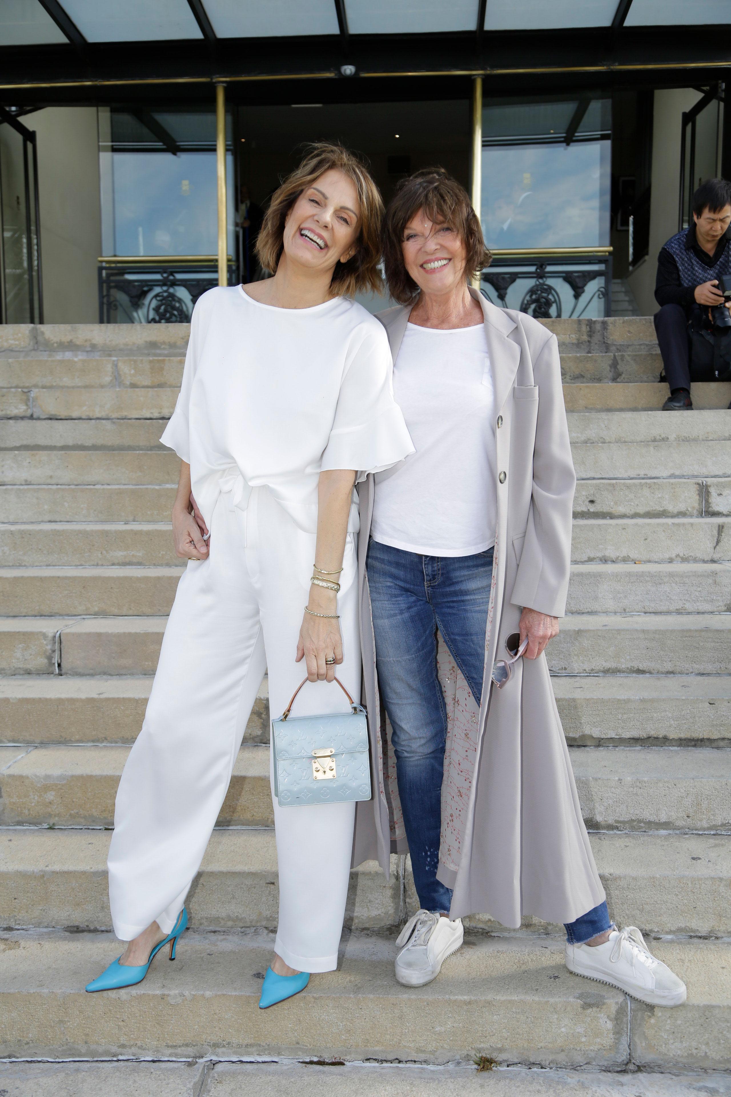 Nequi Galotti y Tini de Bucourt