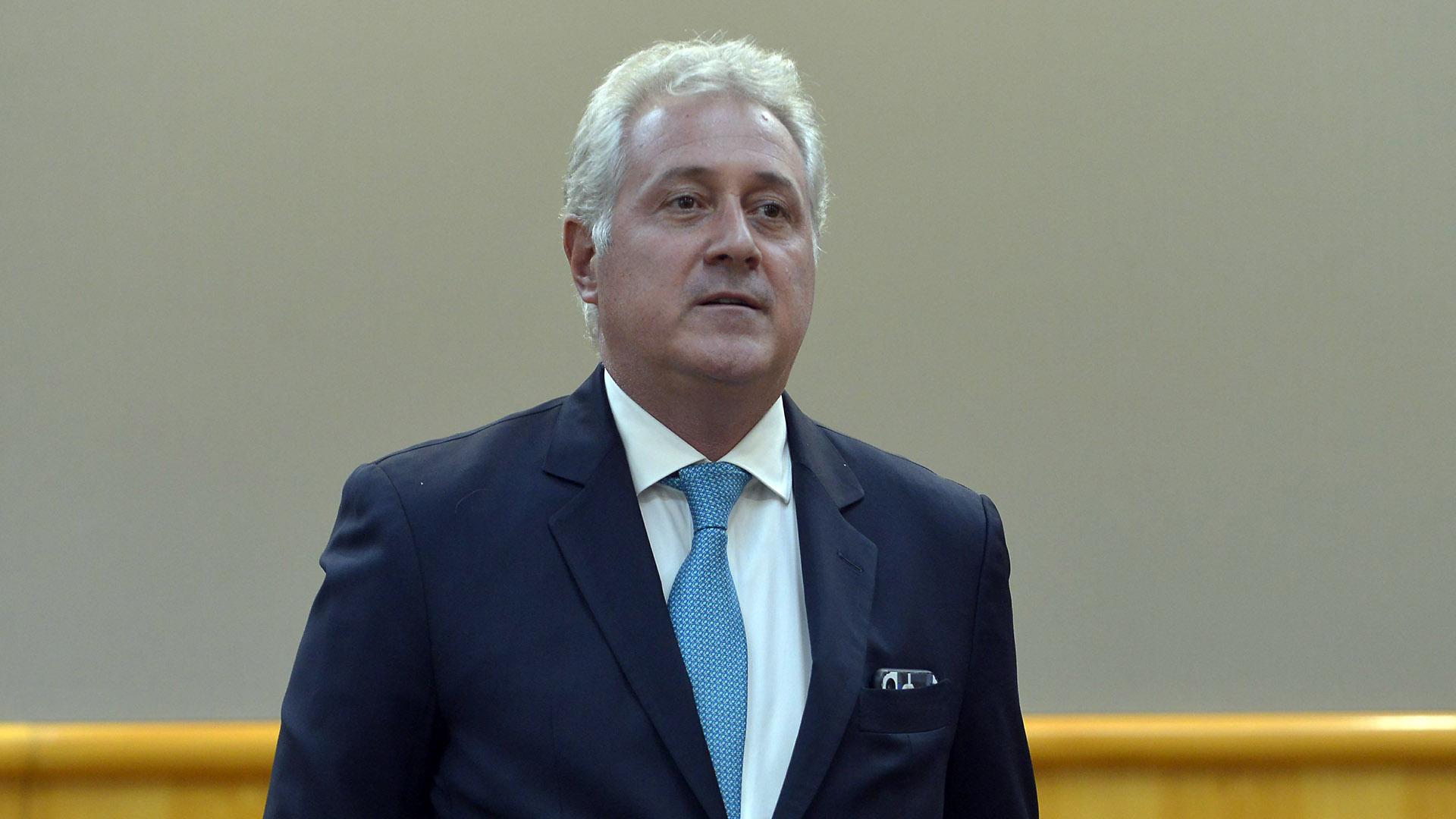 Matías Patanian, vicepresidente de Aeropuertos Argentina 2000