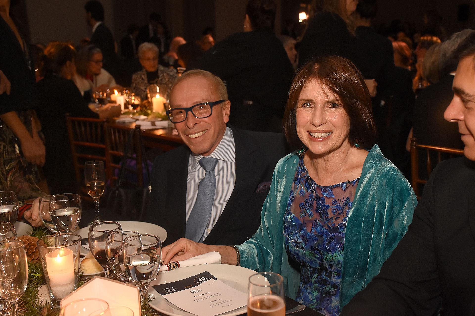 Pet Figueroa y Patricia Nazar