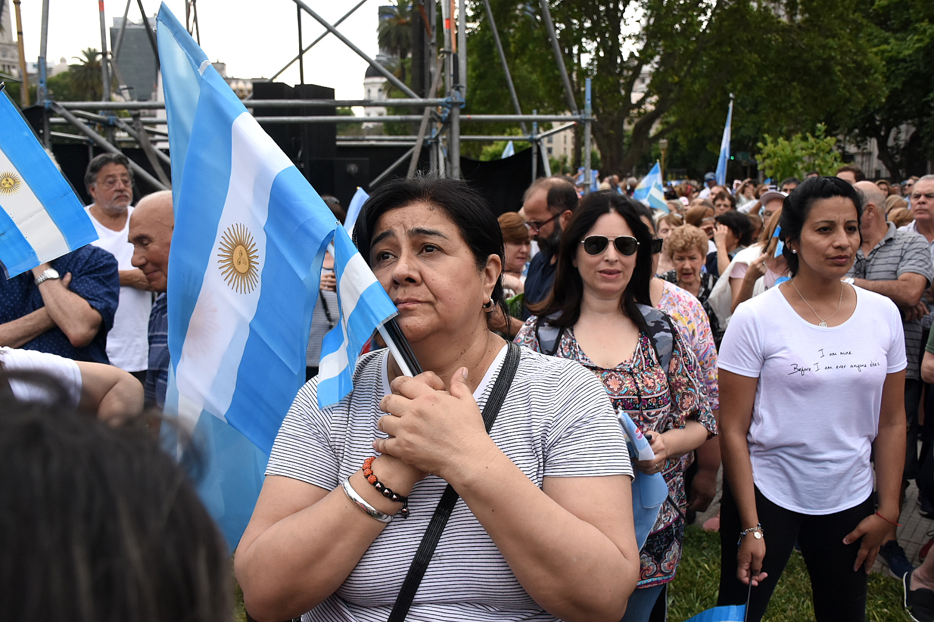 (Fotos: Nicolás Stulberg, Gustavo Gavotti, Thomas Khazki, Reuters)