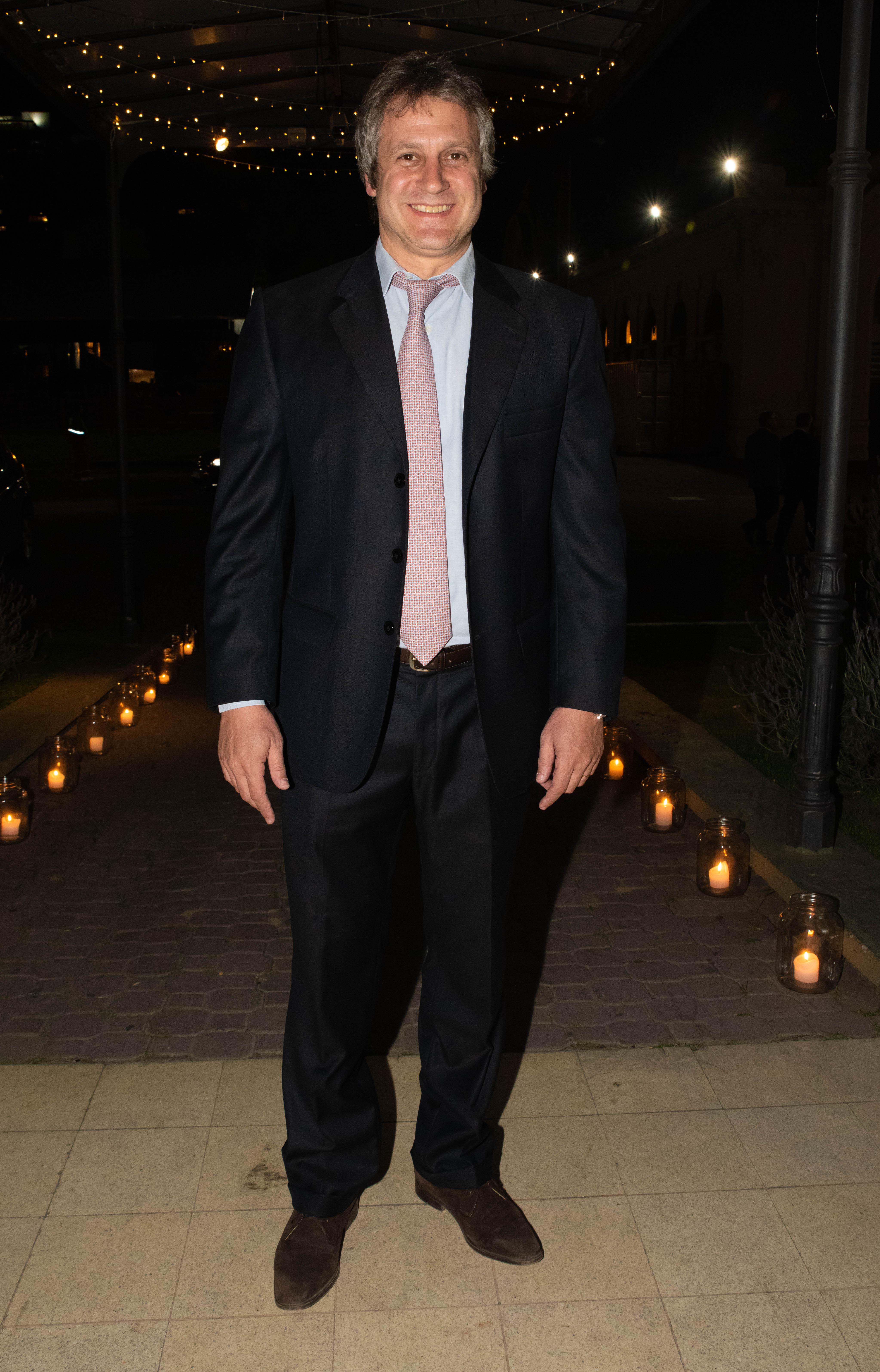 El jefe de Gabinete porteño, Felipe Miguel