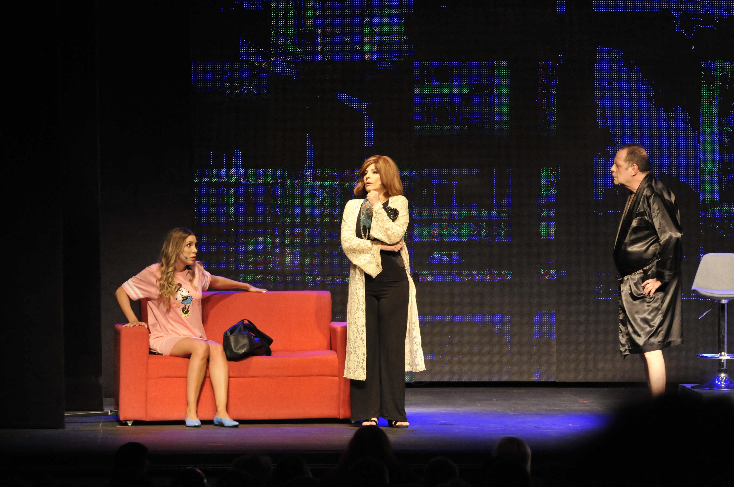 La obra dirigida por Manuel González Gil está basada en una pieza de Woody Allen y se realiza en el Teatro Astros