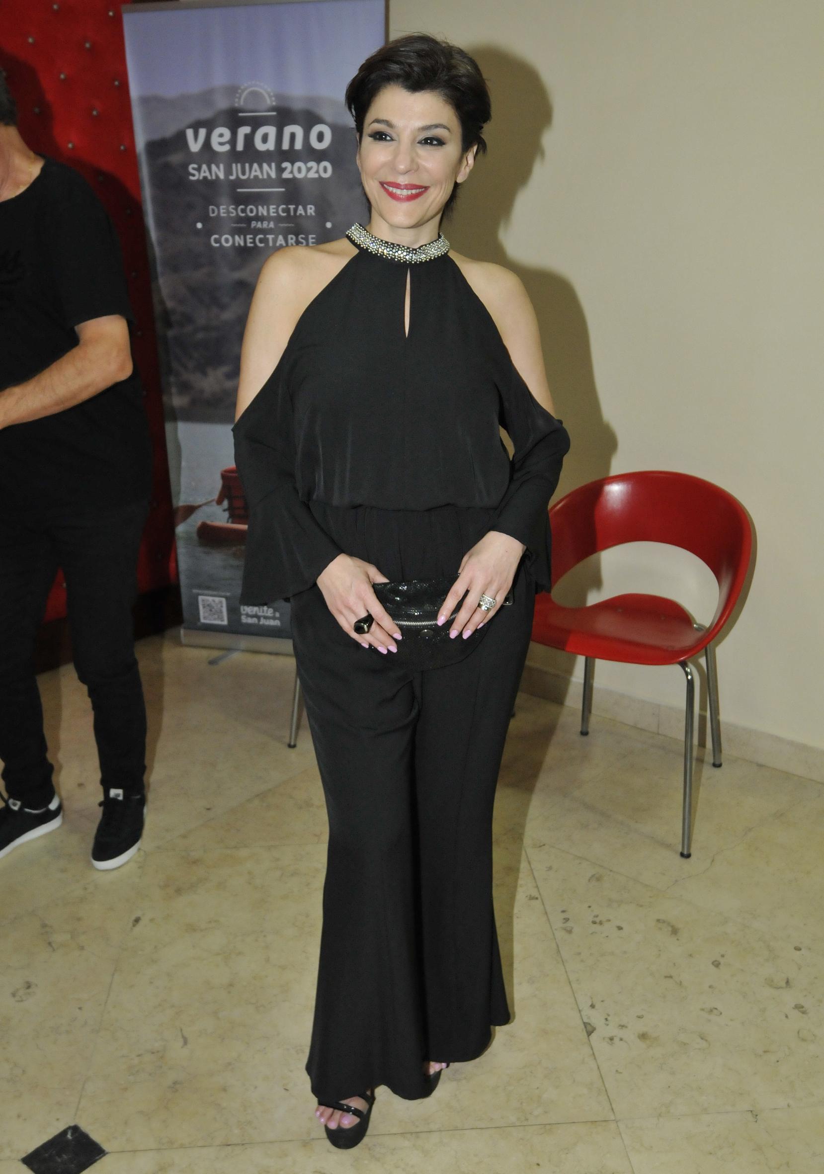 Carolina Papaleo, una de las protagonistas de Si la cosa funciona