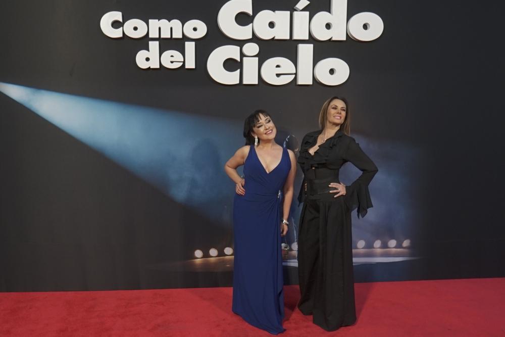 Alejandra Maldonado y Claudia Vega (Foto: Steve Allen)