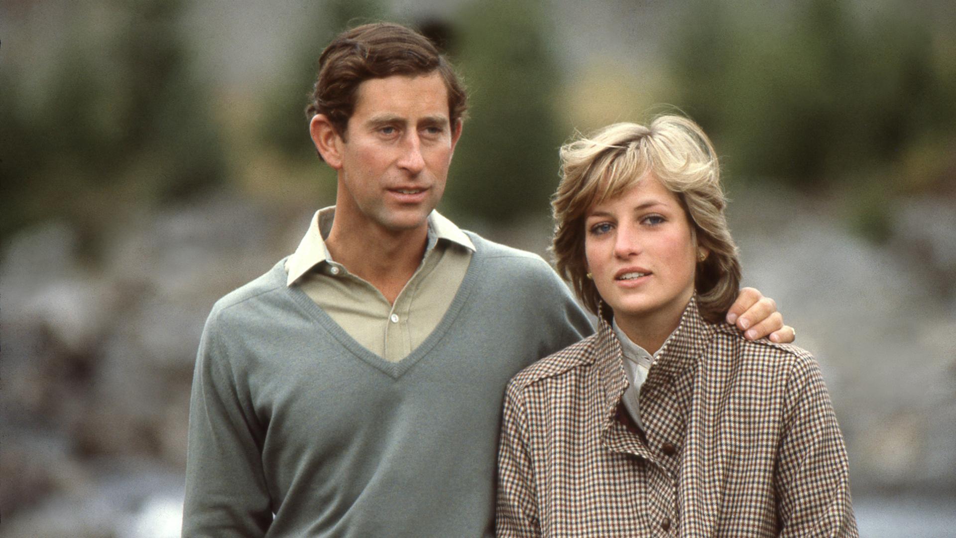 El Secreto Que Lady Di Le Ocultó Al Príncipe Carlos Cuando Estaba Embarazada De Harry Infobae