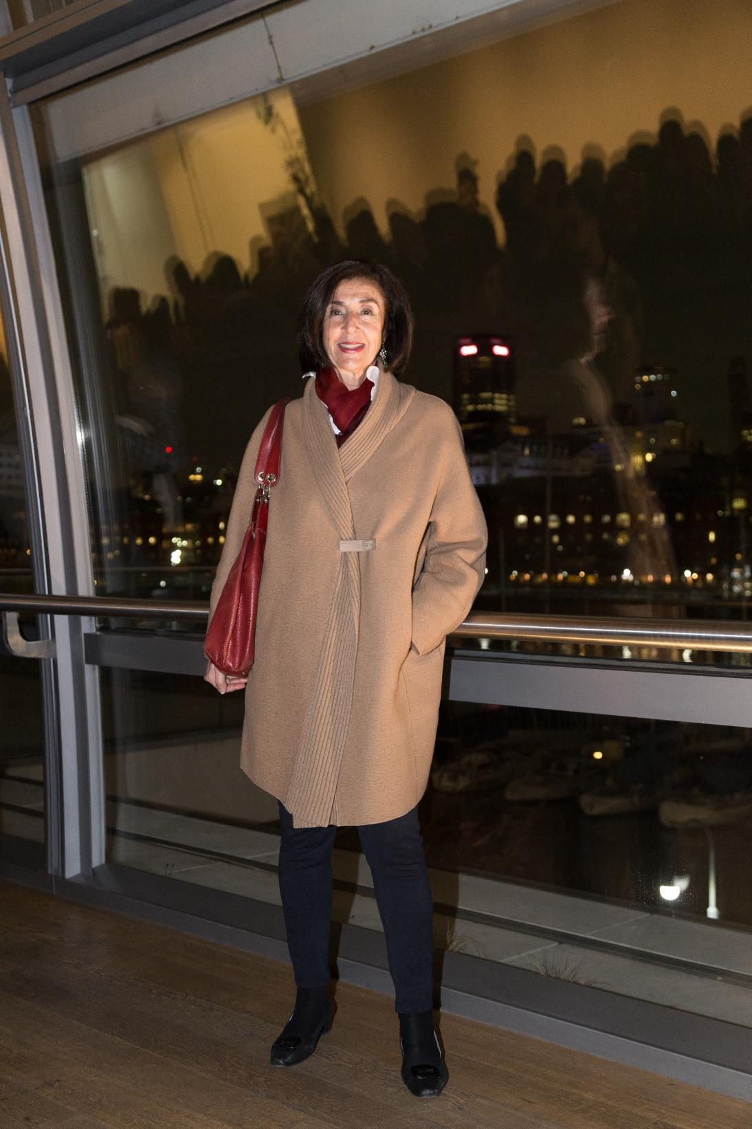 Cristina Carlisle, directora de Christie's Argentina y Uruguay