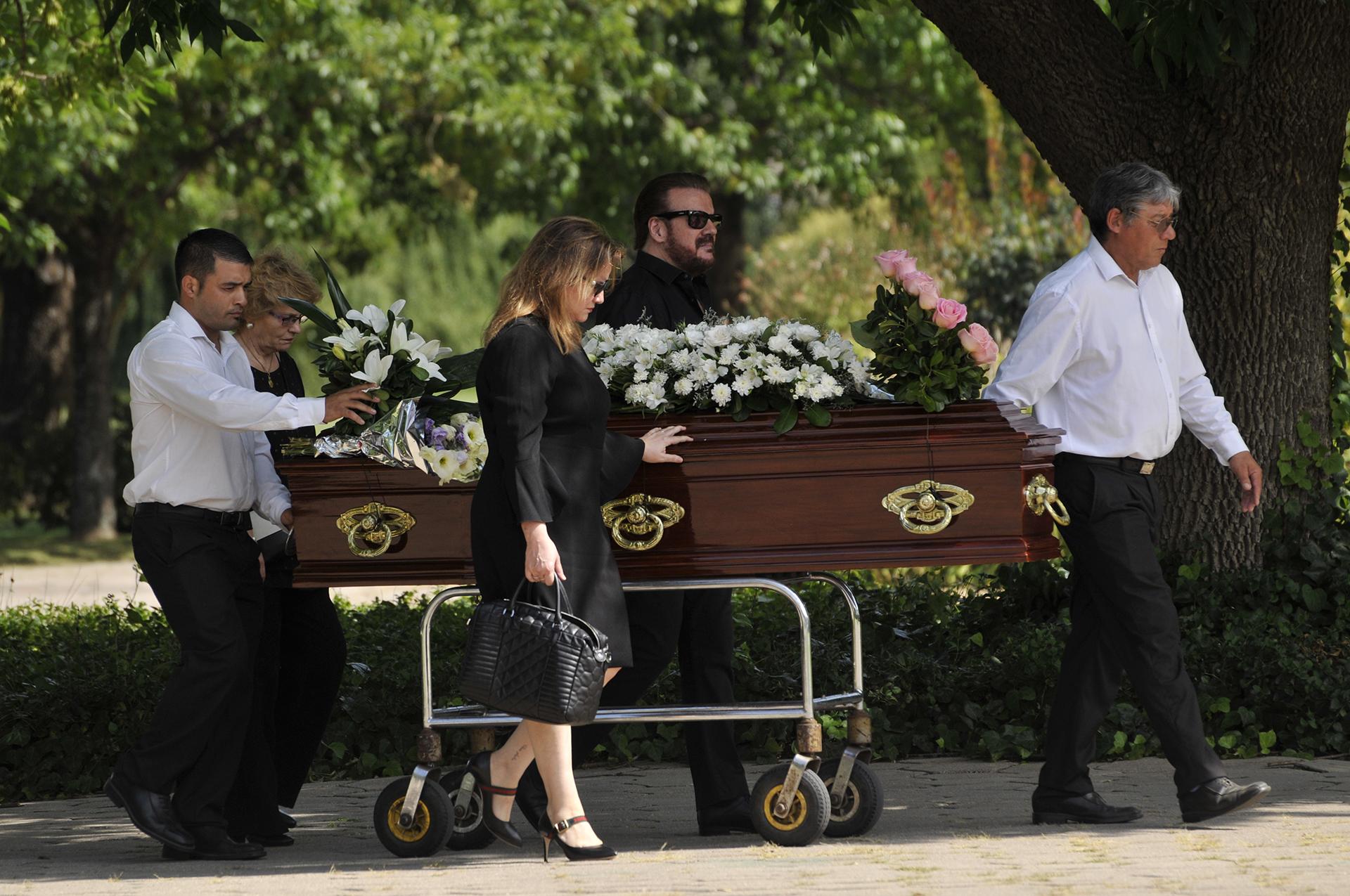 La mujer murió el domingo a los 98 años. El 29 de diciembre pasado había sufrido un ACV