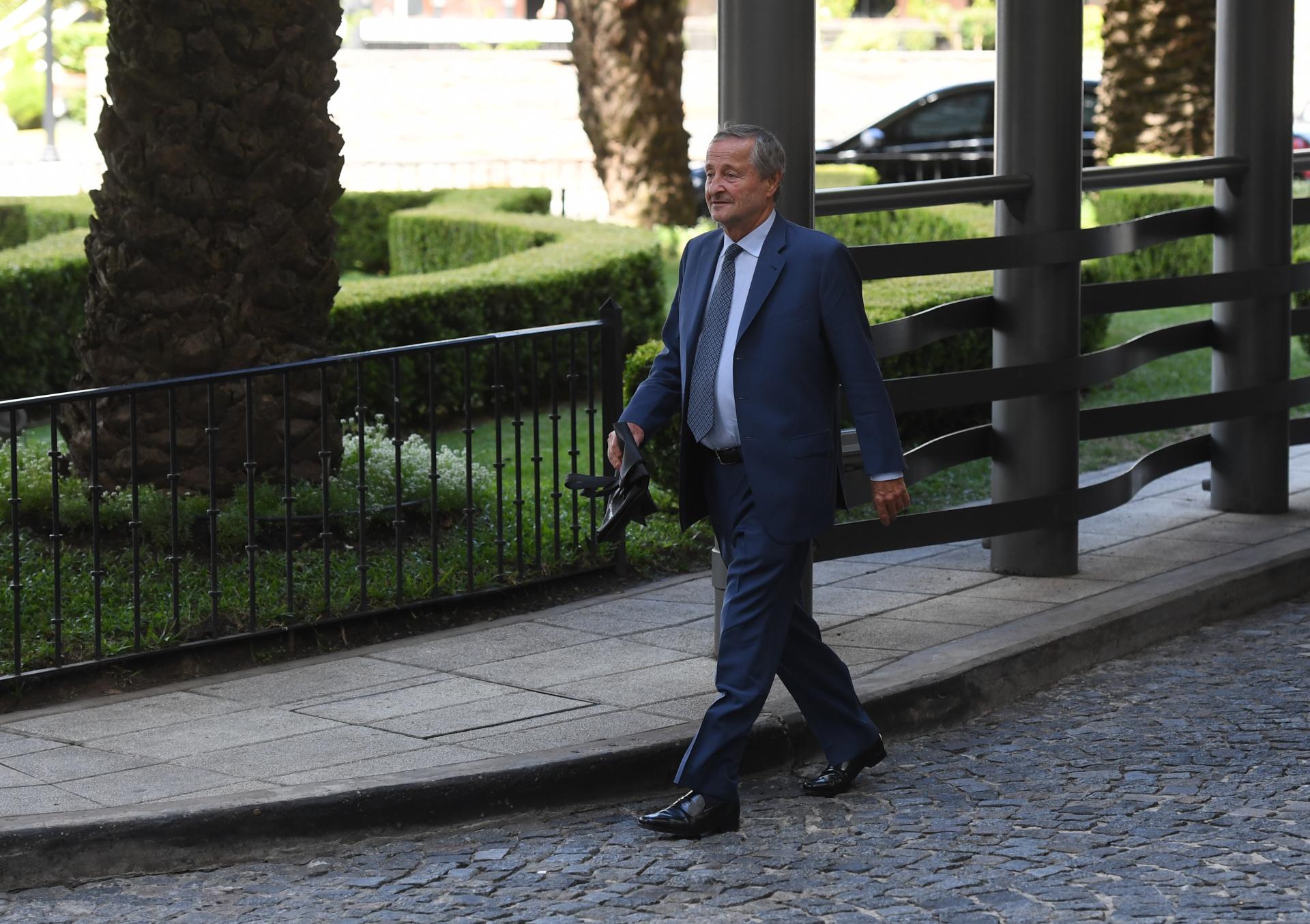 Cristiano Rattazzi, presidente de FCA Argentina