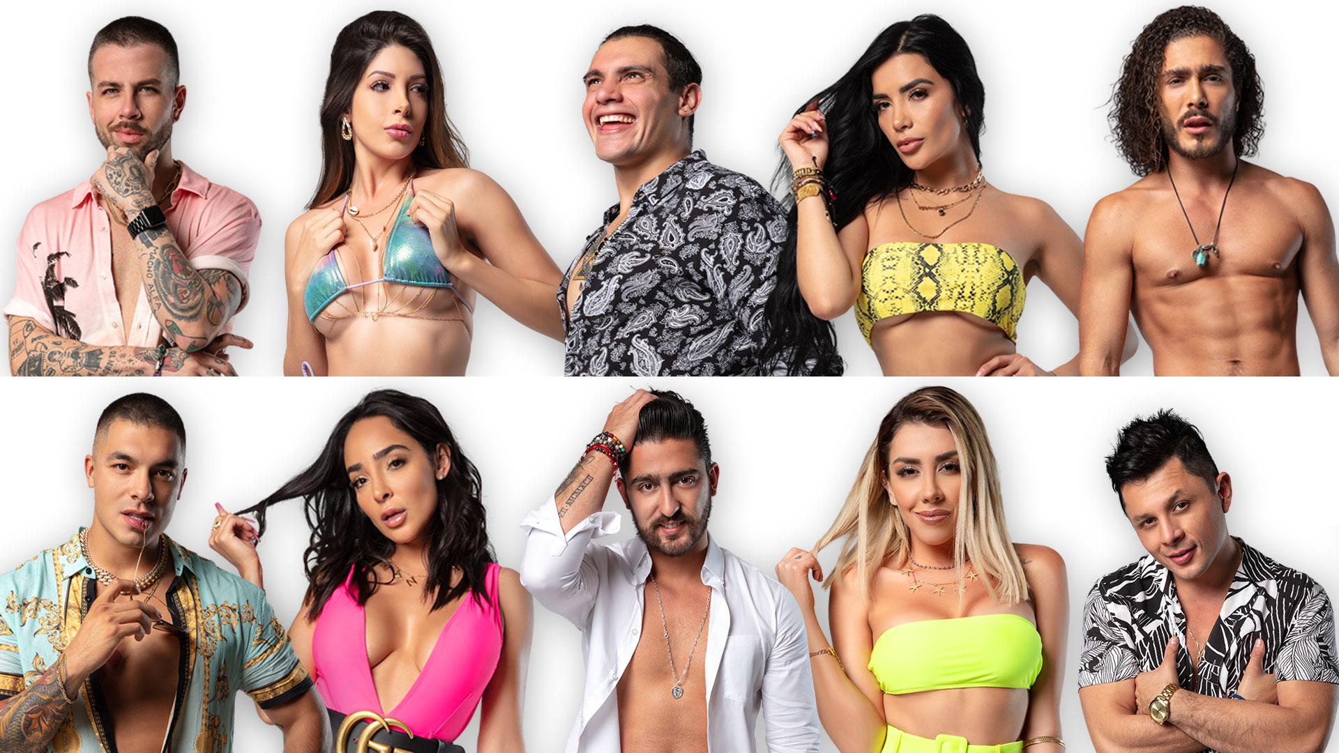 """Quiénes estarán en """"Acapulco Shore 7"""": MTV reveló a los ..."""