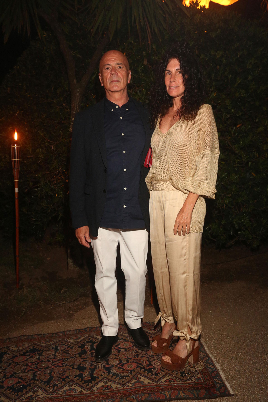 Jorge Telerman y Cynthia Cohen