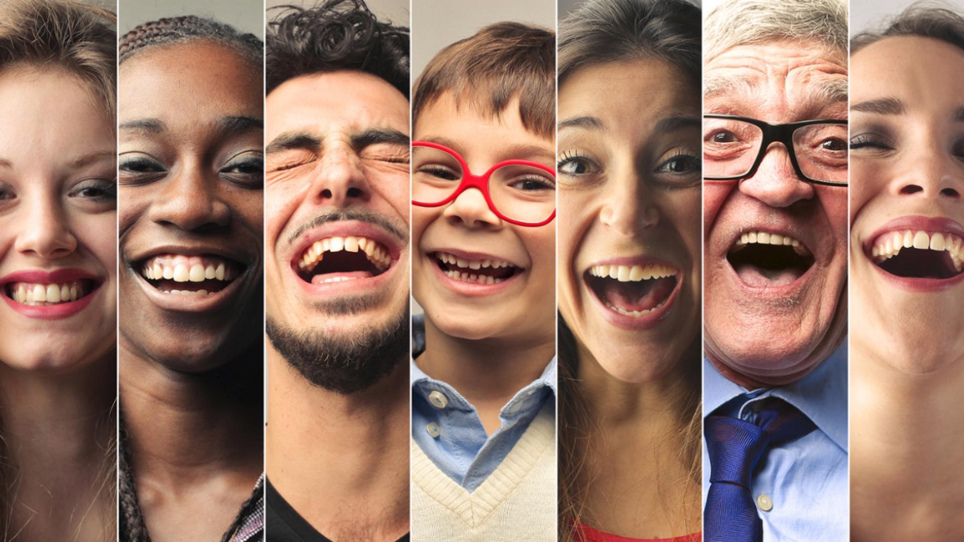 Son muchos los beneficios de reír en el día a día. Desde mayor productividad a una mejor interacción social