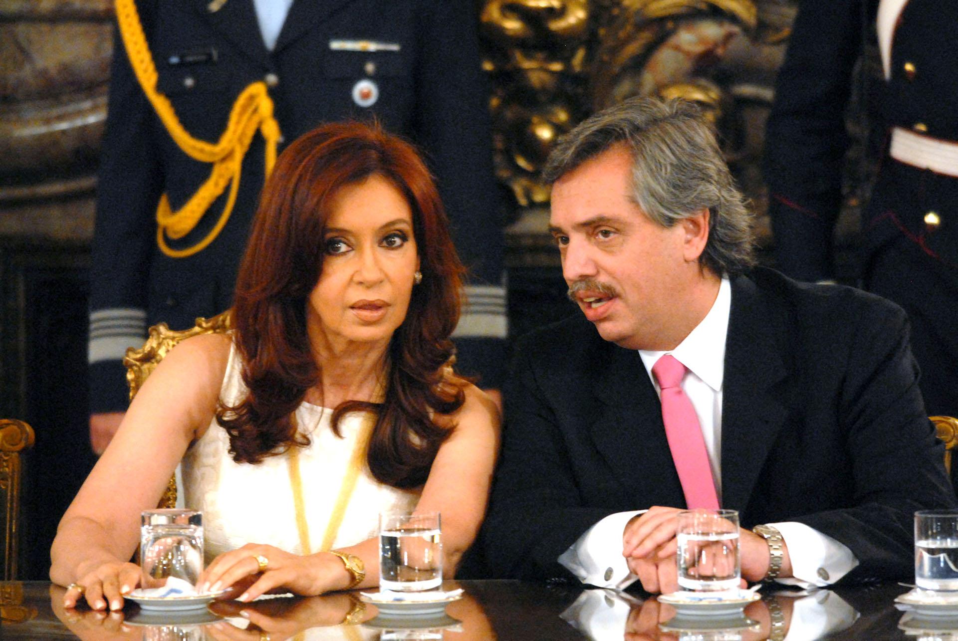 La conoció a Cristina Kirchner cuando ella aún era senadora nacional por Santa Cruz. Siempre compartieron una visión