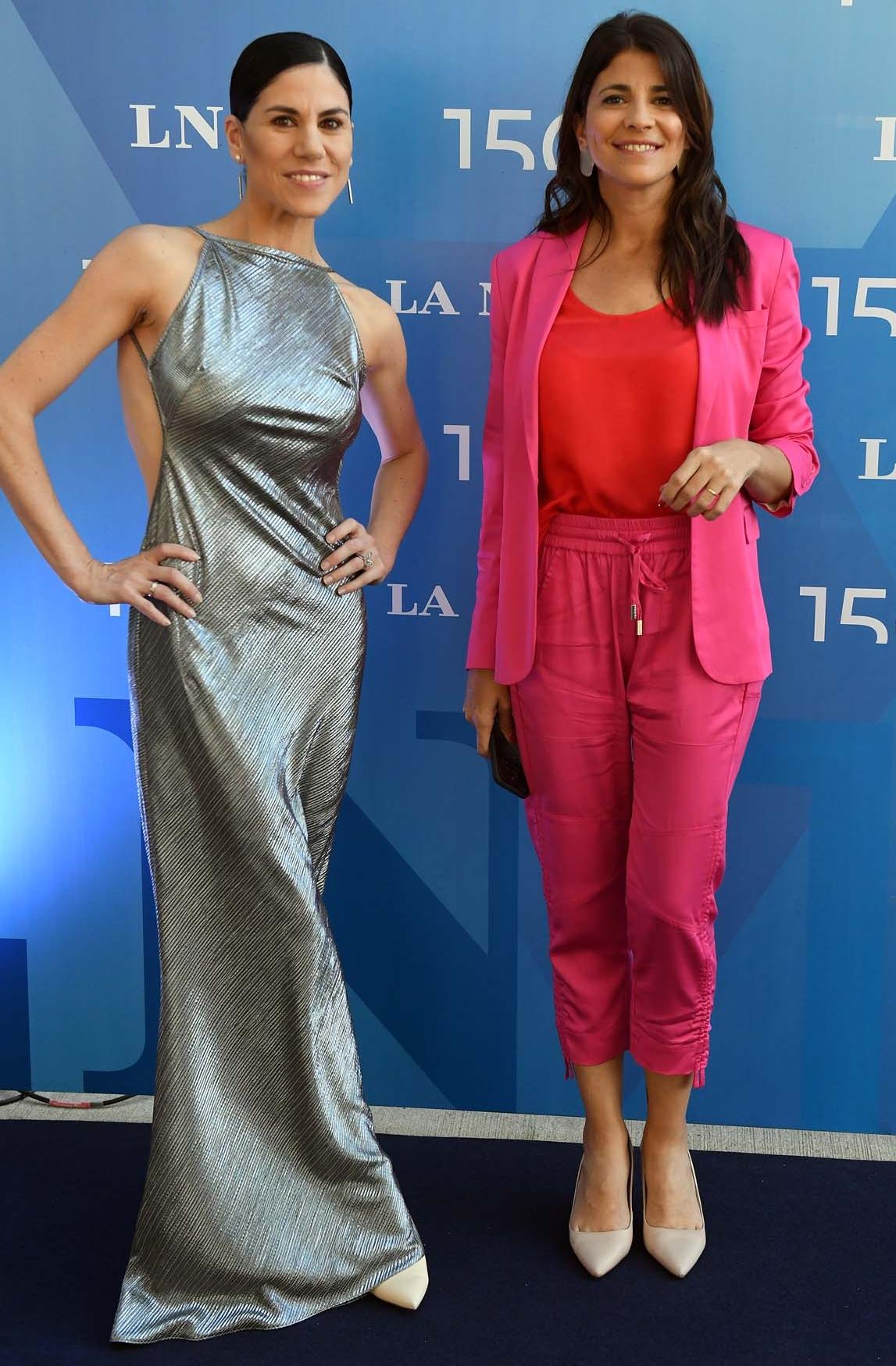 Paloma Herrera y Eleonora Cole