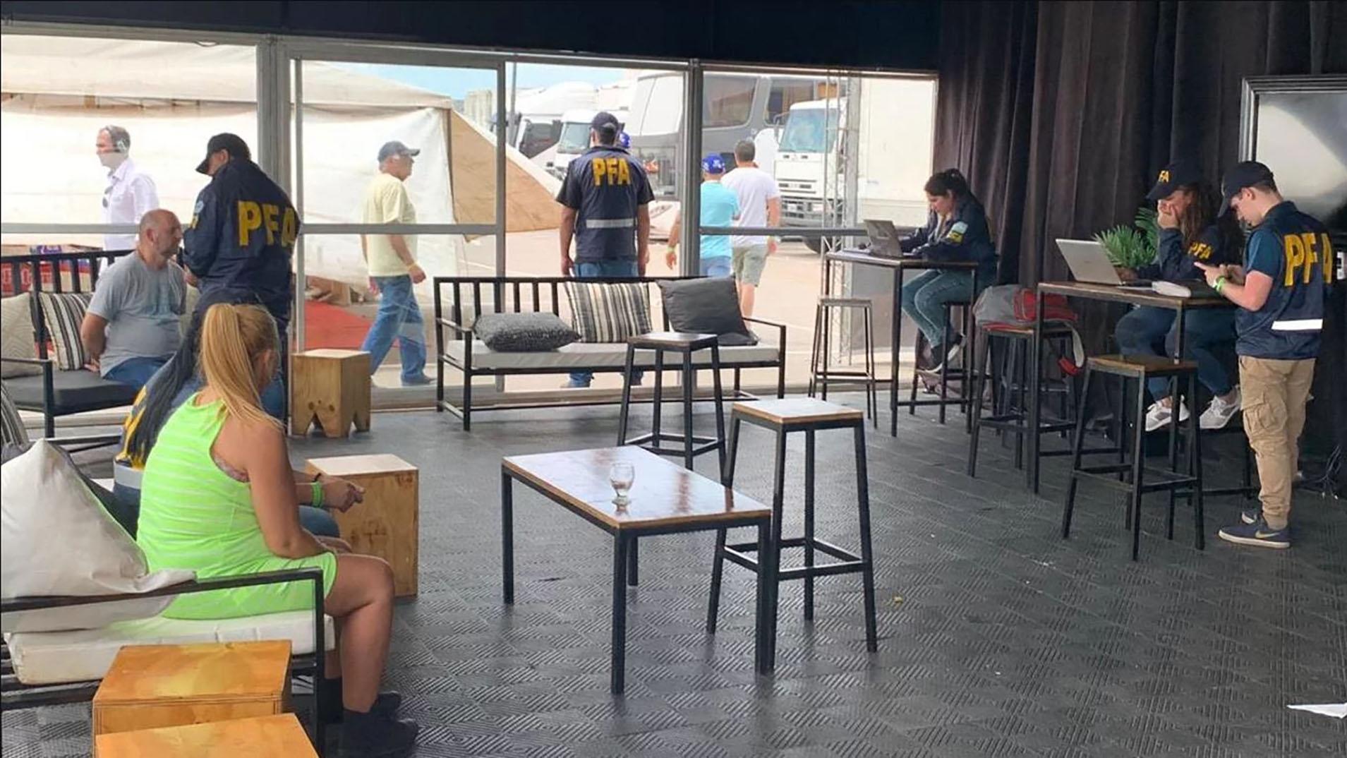 Prostitucion Vip En El Automovilismo Tres Detenidos Por Cooptar