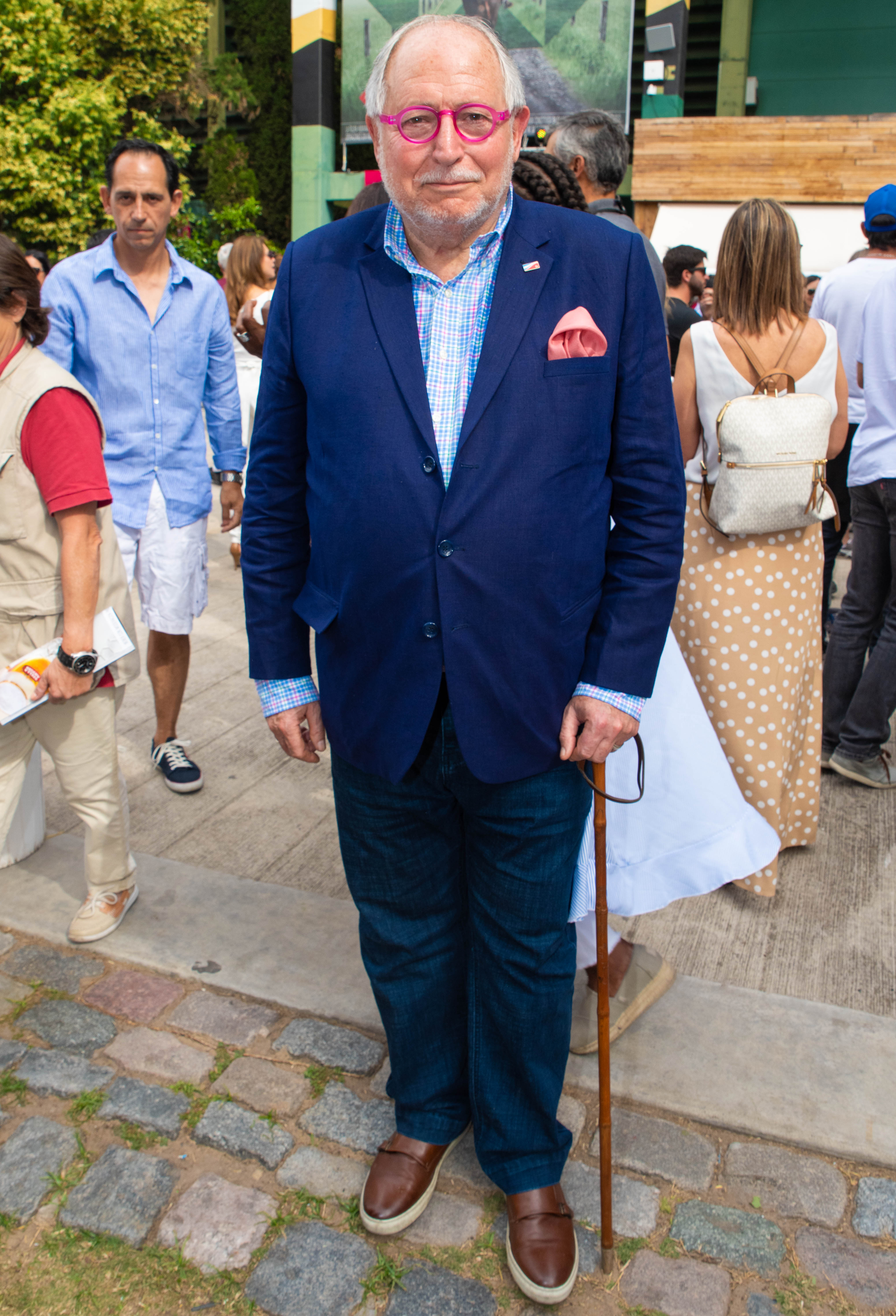 El ex embajador argentino en China, Diego Guelar