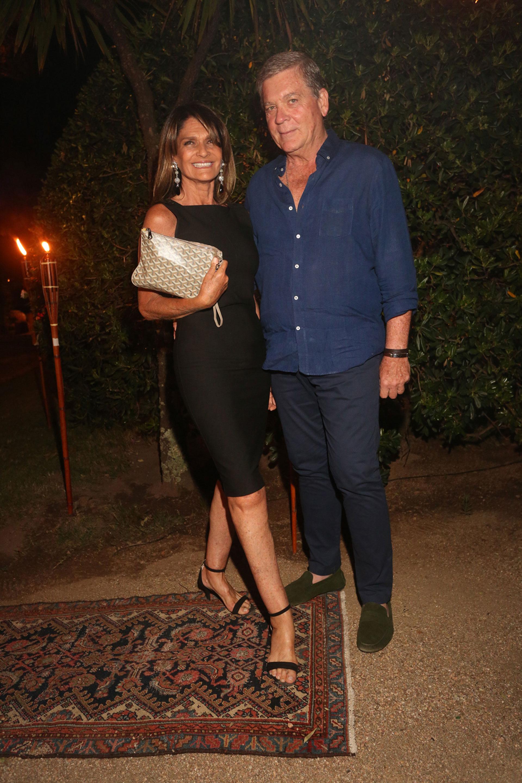 Teresa Calandra y Gonzalo Bergadá