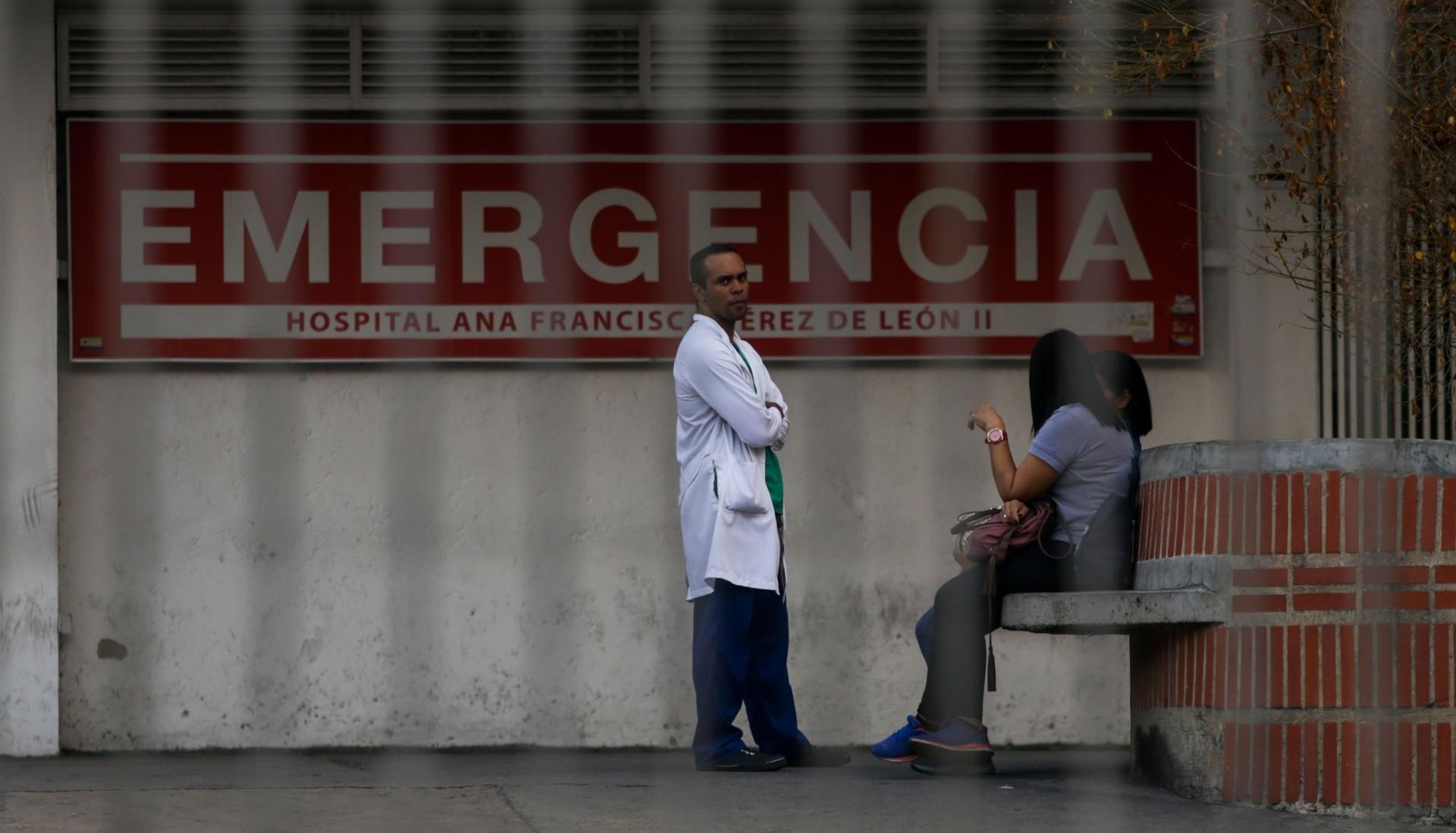 """El sistema de salud de Venezuela no está preparado para el coronavirus: """"Ni siquiera tenemos guantes o mascarillas"""" - Infobae"""