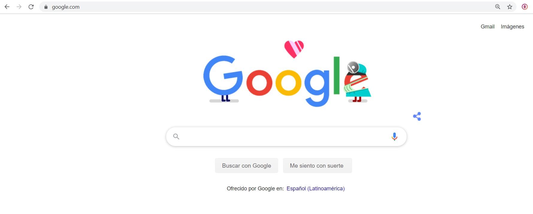 El doodle de hoy busca celebrar el trabajo de enfermeros y médicos de todo el mundo.