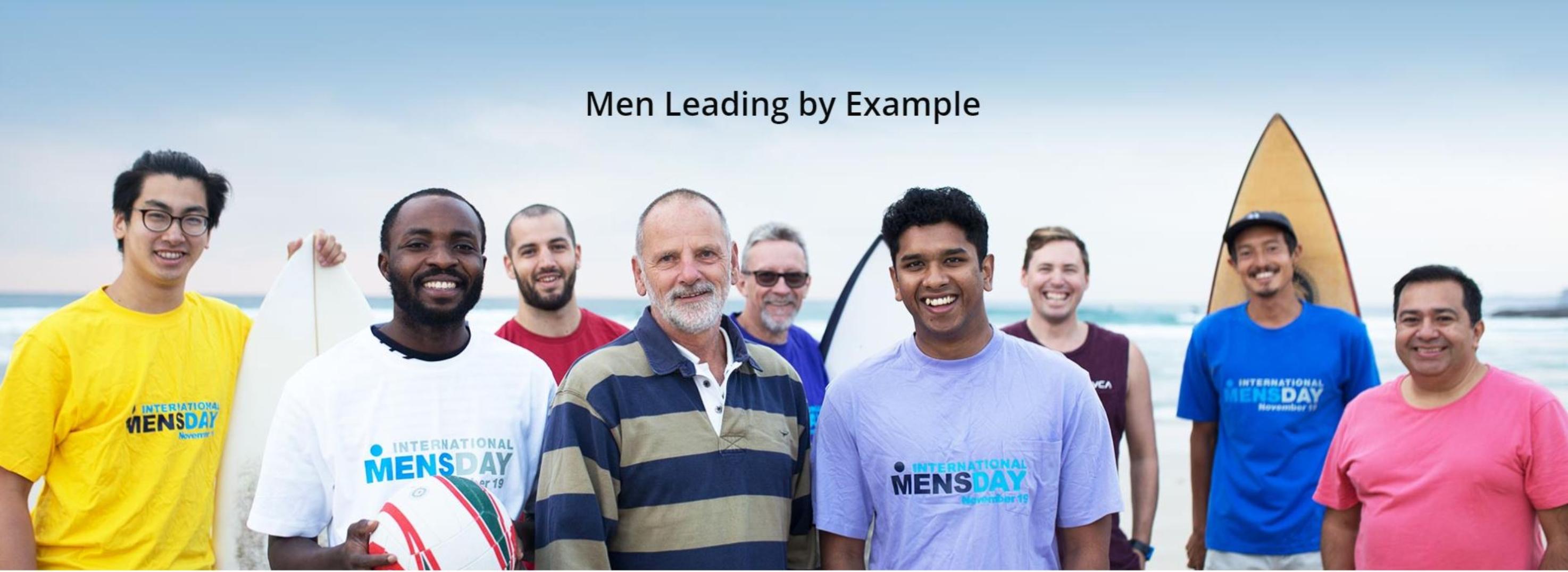 En el Día Internacional del Hombre, ciudadanos del mundo buscan visibilizar el rostro desconocido de los varones (Foto: International Mens Day)