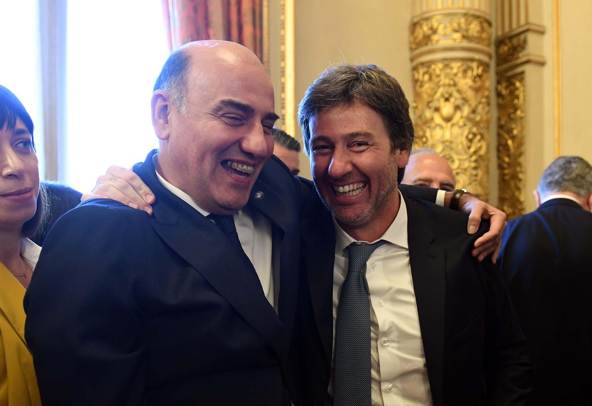 El camarista de Casación Penal Diego Barroetaveña y Mahiques.