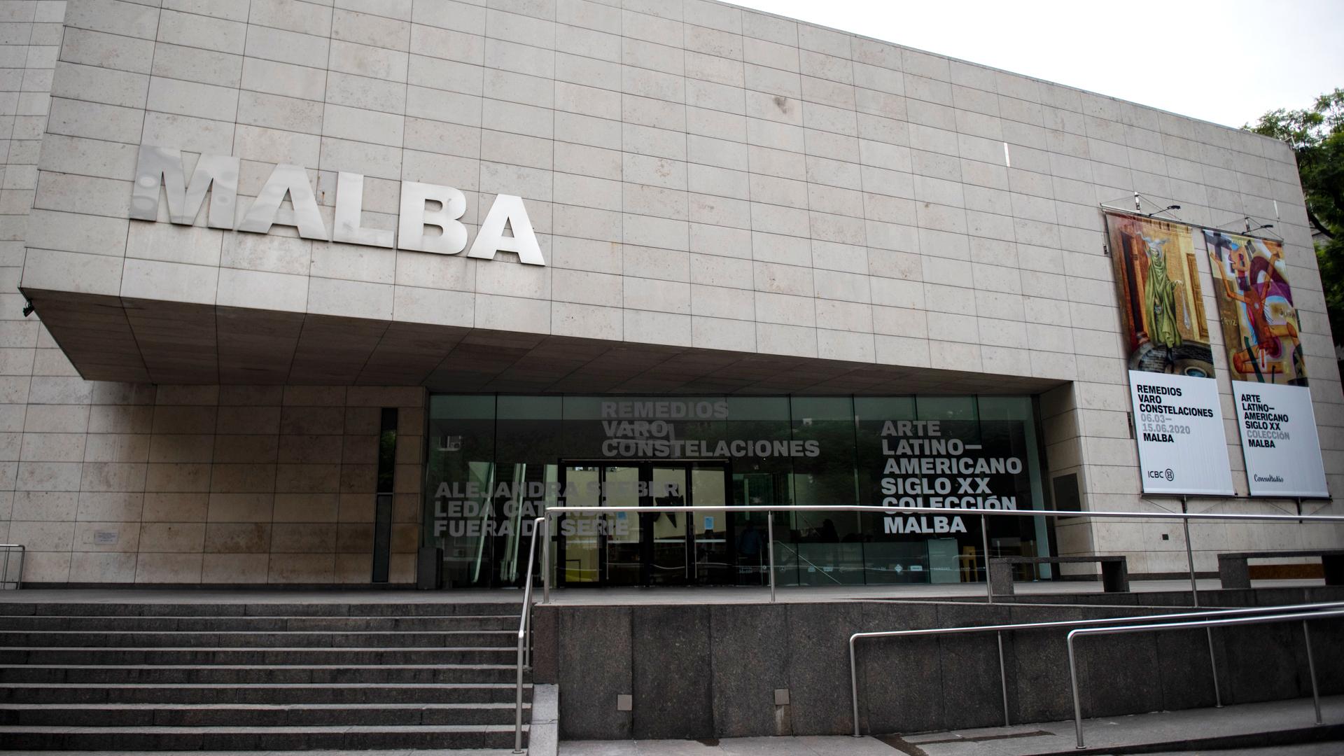 El Malba difundió un comunicado en el que advirtió que se postergarán o se realizarán de forma remota actividades con invitados procedentes de los países con transmisión sostenida de Coronavirus