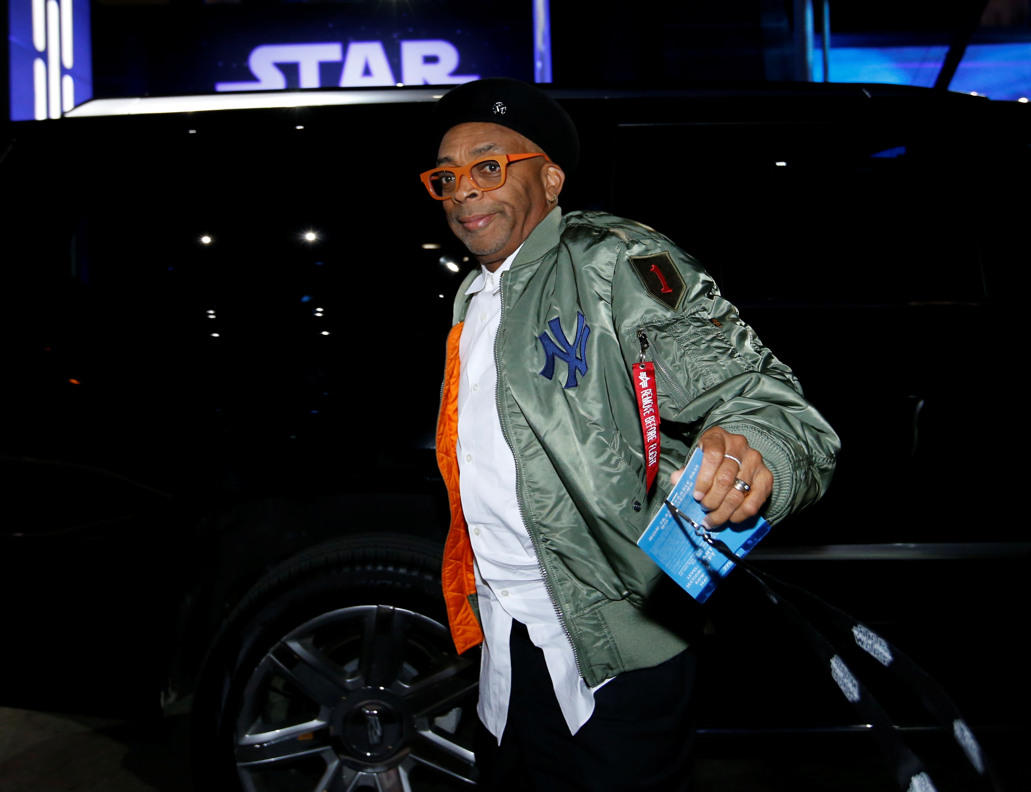 Spike Lee (Foto: REUTERS/Mario Anzuoni)