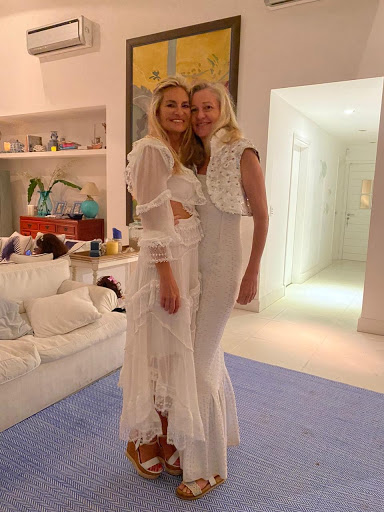 Lily Sciorra y Ester Velo van Hulst