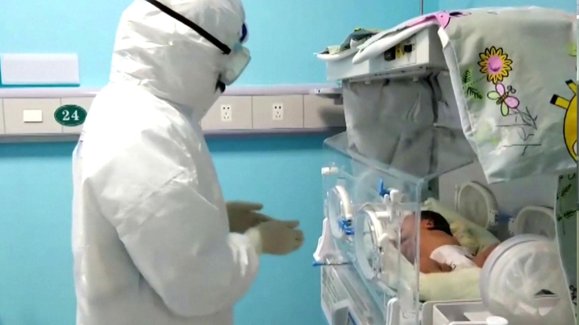 Murió un bebé de 23 días de nacido por coronavirus en Filipinas ...