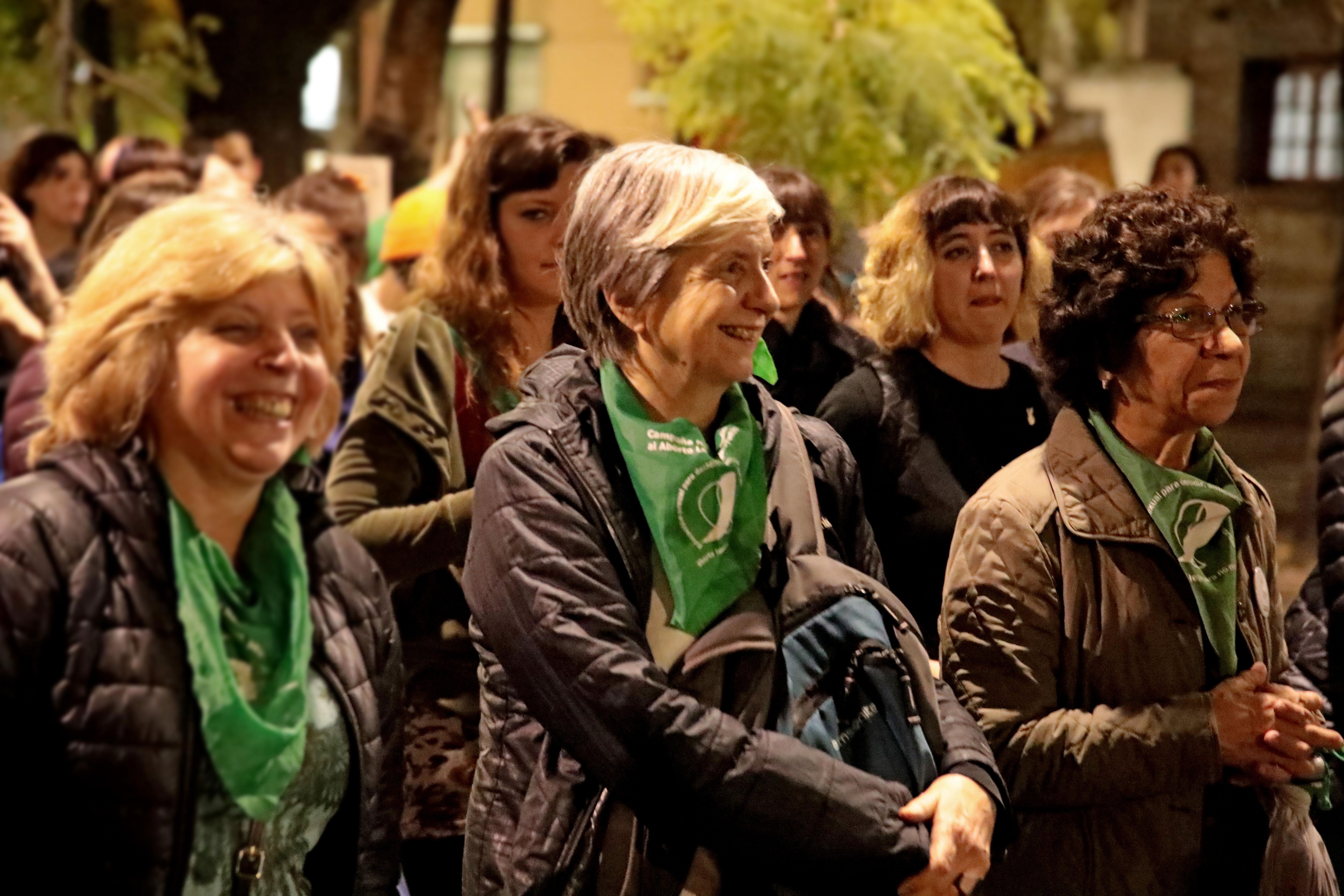 Una multitud se reunió en las diagonales de La Plata en la 34° edición del ENM