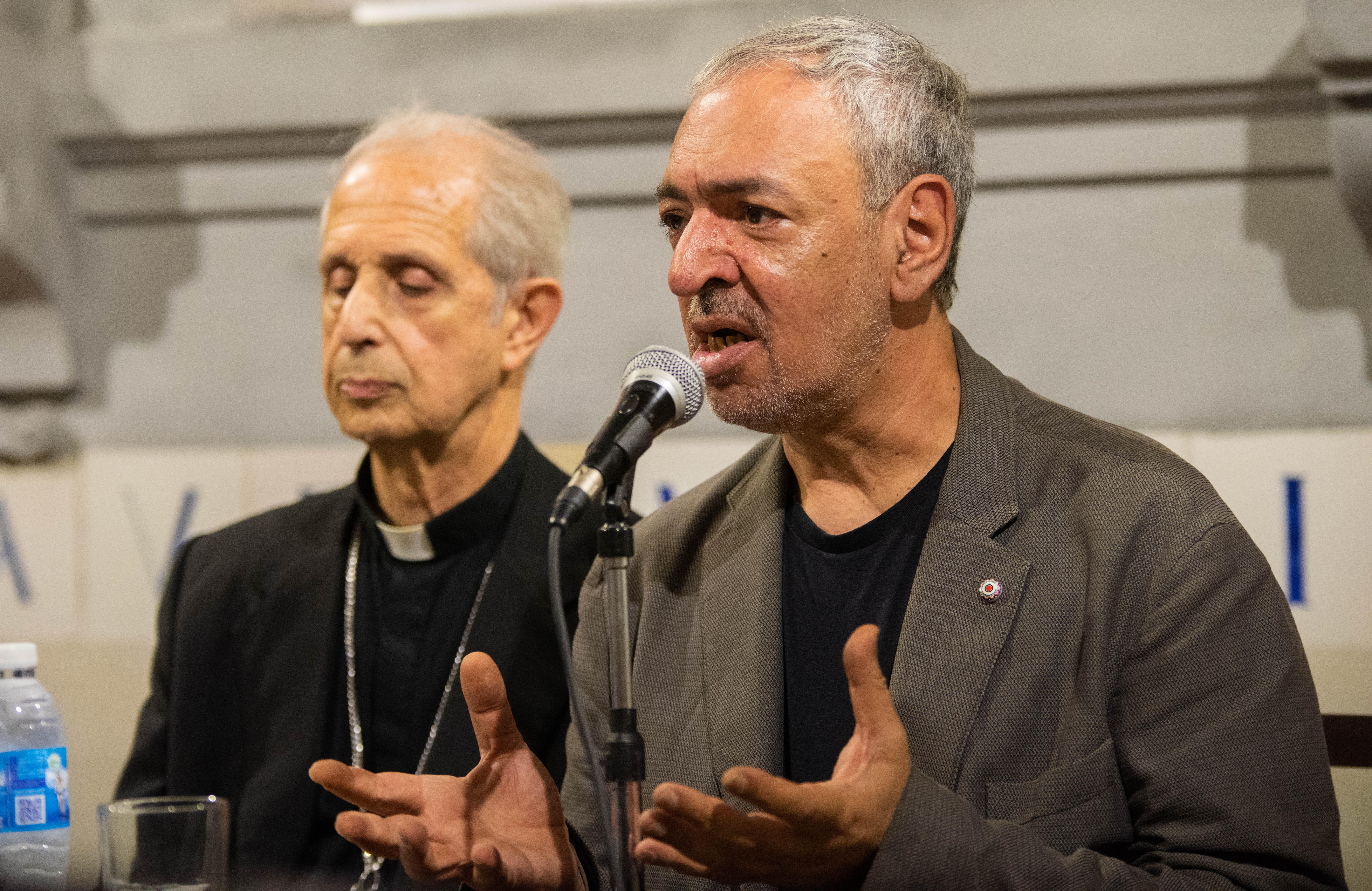 El dirigente musulmán y legislador porteño del PRO, Omar Abboud.
