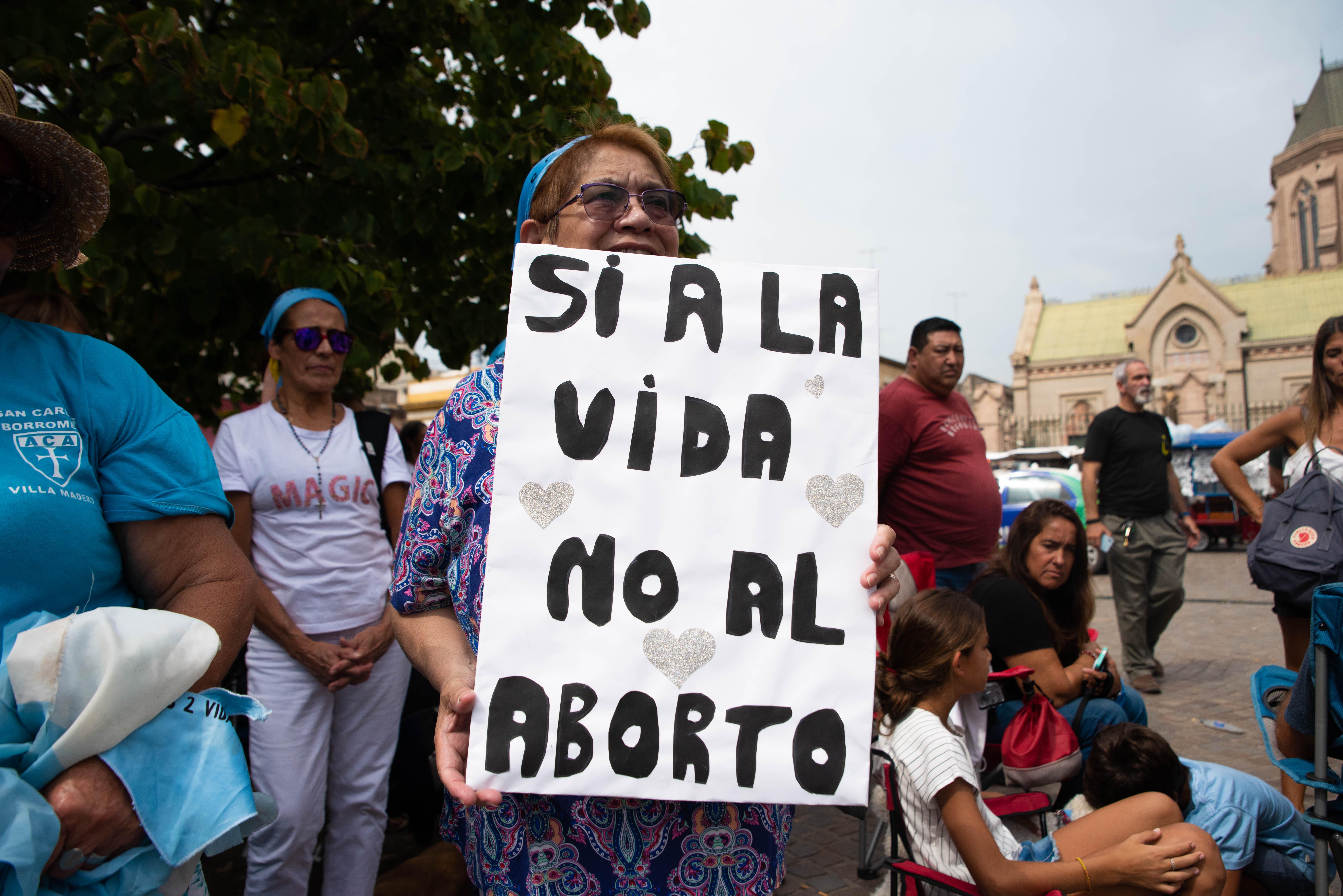 En la Misa en Luján por las Mujeres y por la Vida (8 de Marzo) la Iglesia ratificó su posición contraria a la legalización del aborto