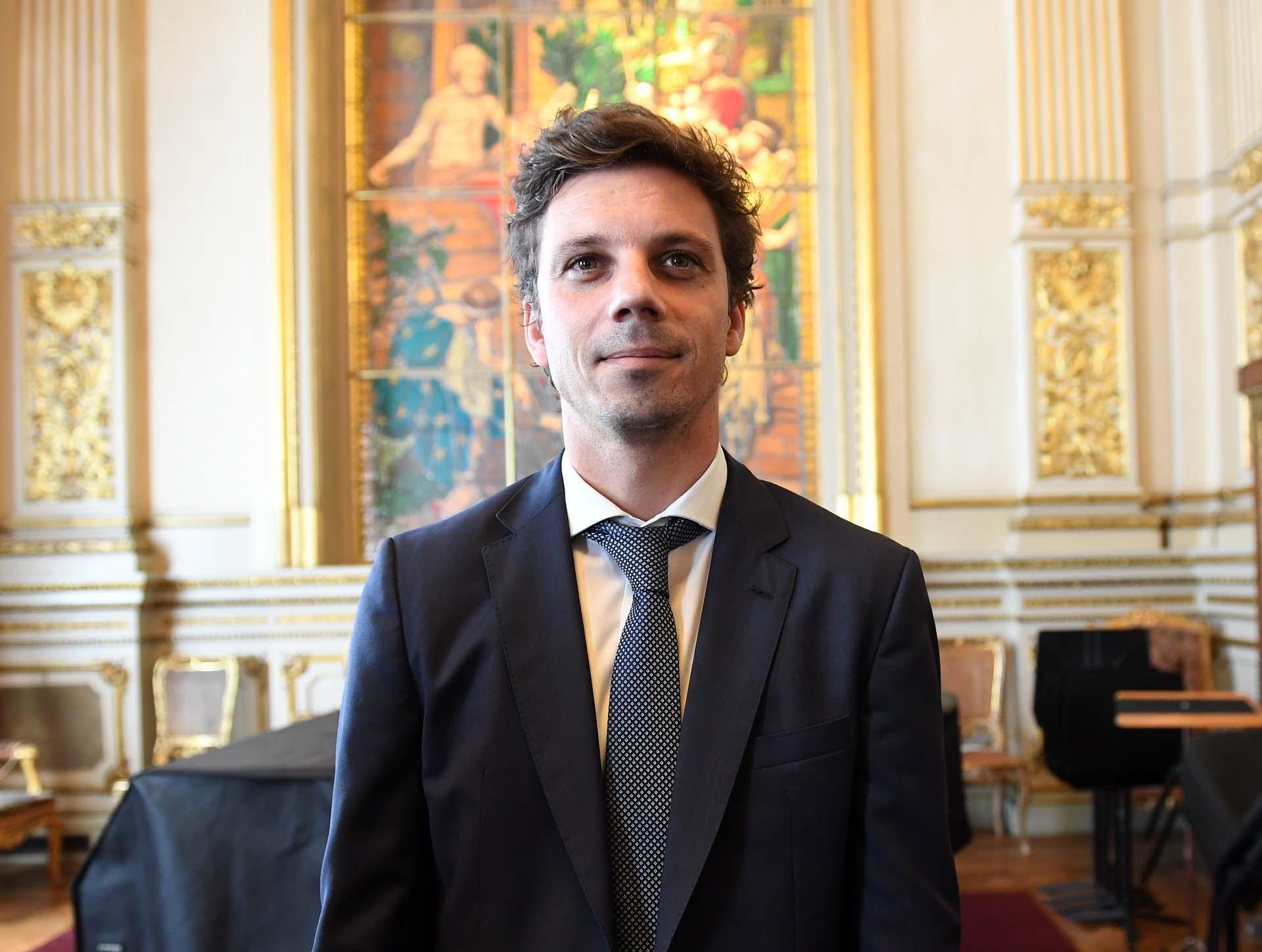 Facundo Bargalló, quien reemplazará a Juan Bautista Mahiques en el Consejo de la Magistratura y como subsecretario de Asuntos Penitenciarios.