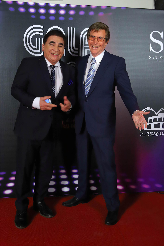 Cacho Rubio y Silvio Soldán /// Fotos: Gentileza Alejandro Viñas