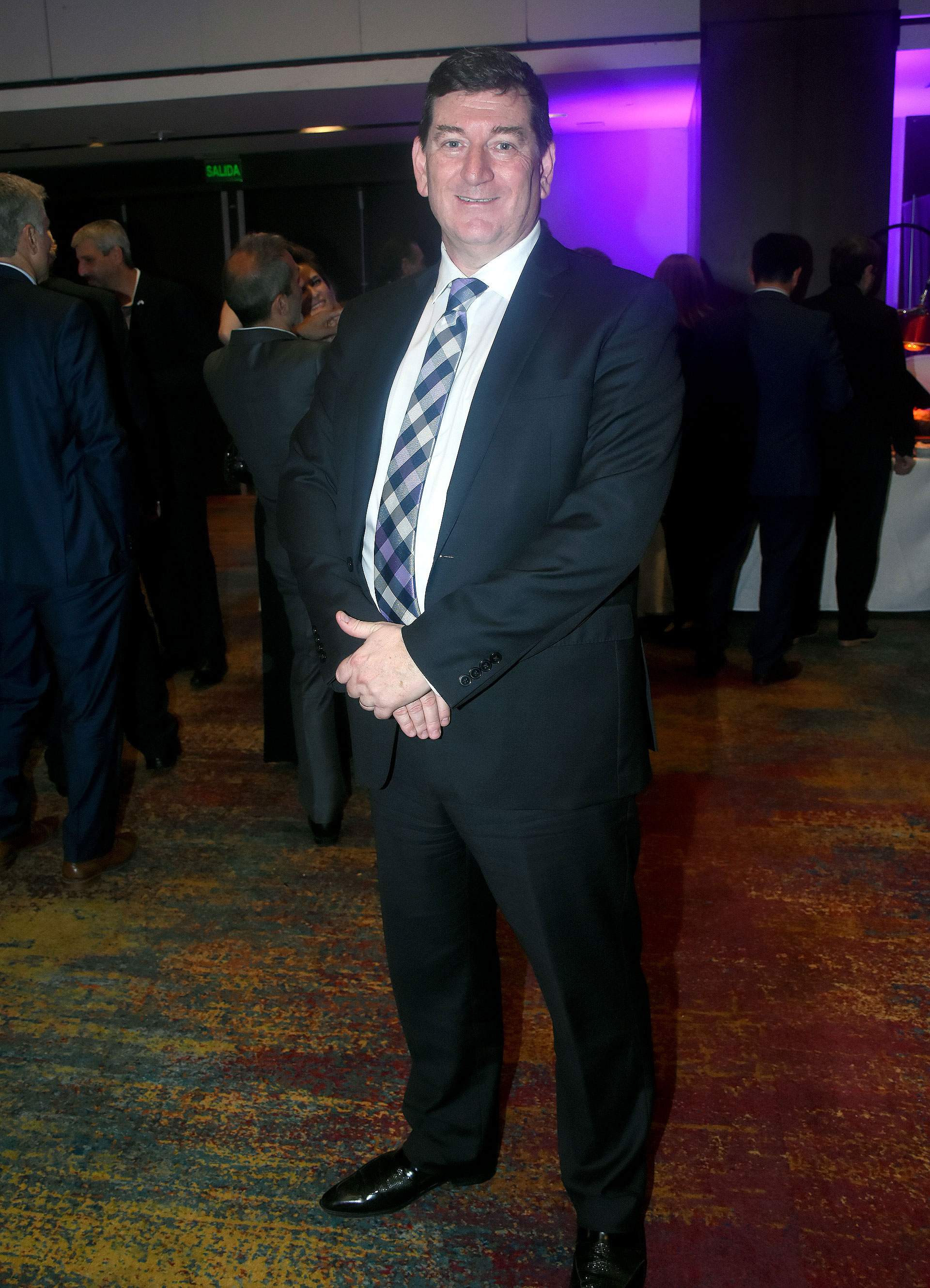 Ariel Gelblung, director para América Latina del Centro Simon Wiesenthal